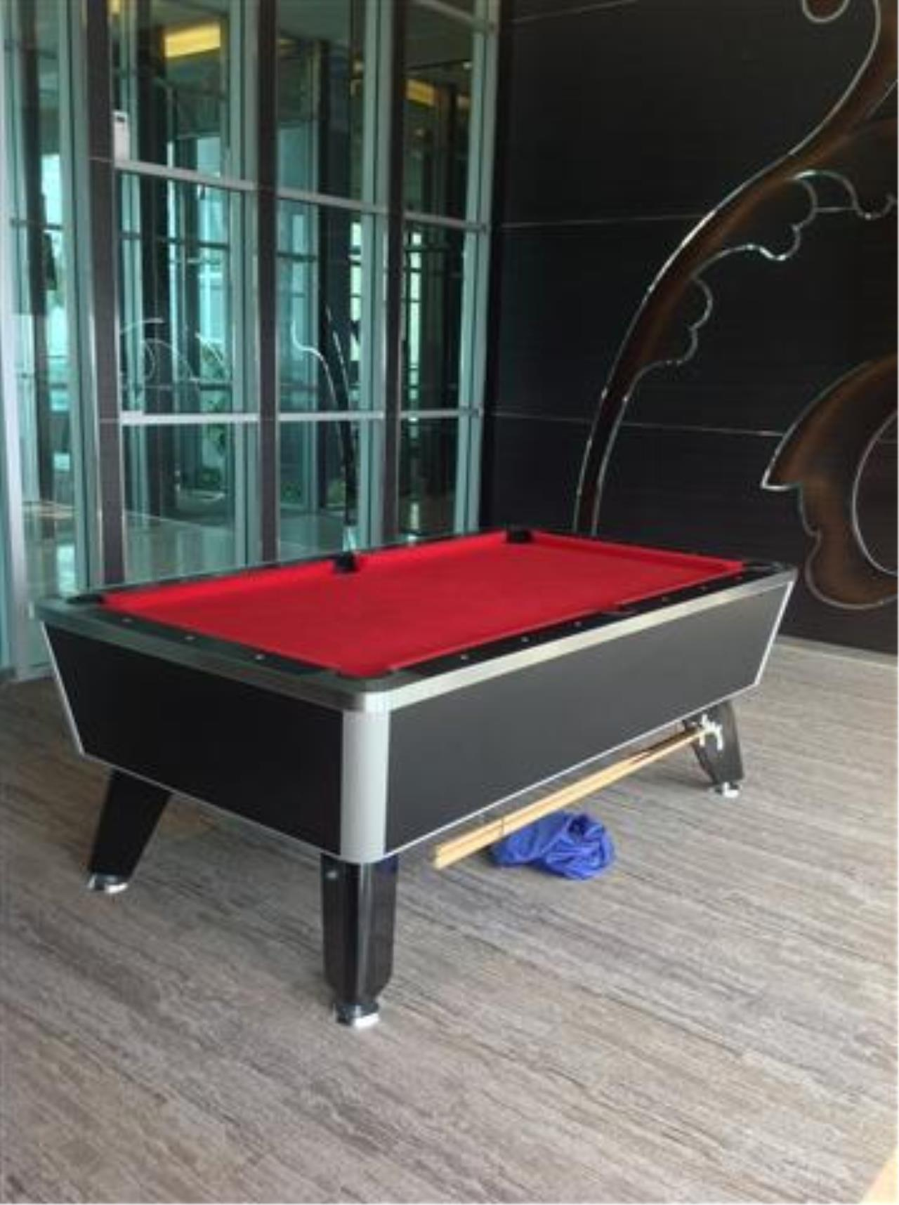 Edman & Partners Co.,Ltd. Agency's Rhythm Sukhumvit 50  1  bed   for  rent 9