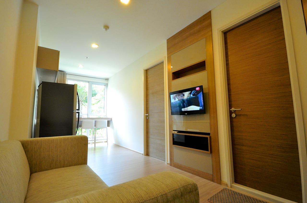 Edman & Partners Co.,Ltd. Agency's Rhythm Sukhumvit 50  1  bed   for  rent 6