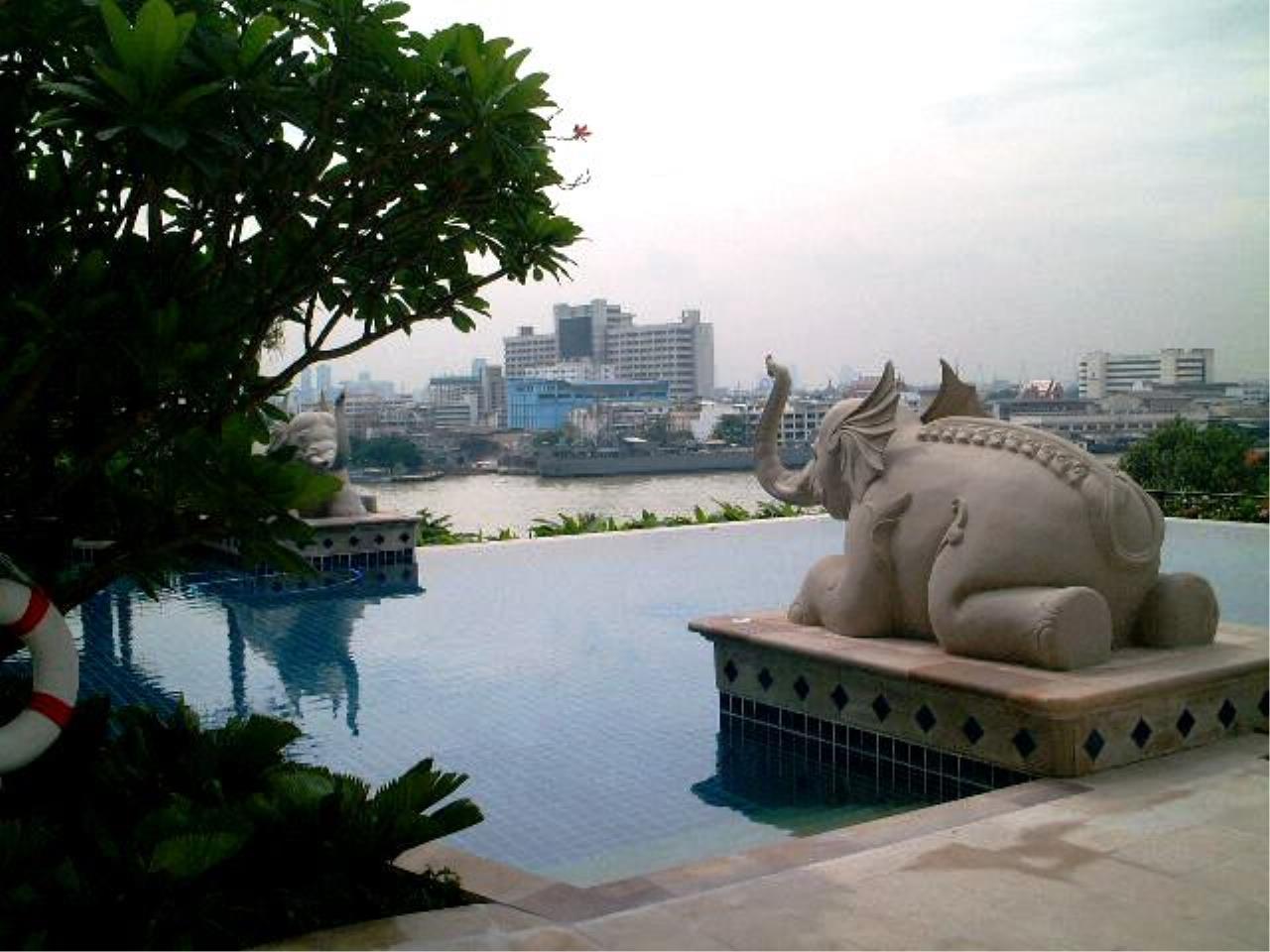 Edman and Partners Co.,Ltd Agency's Baan Sathorn Chaophraya 43
