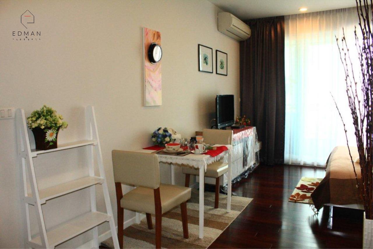 Edman & Partners Co.,Ltd. Agency's Circle Condominium 2