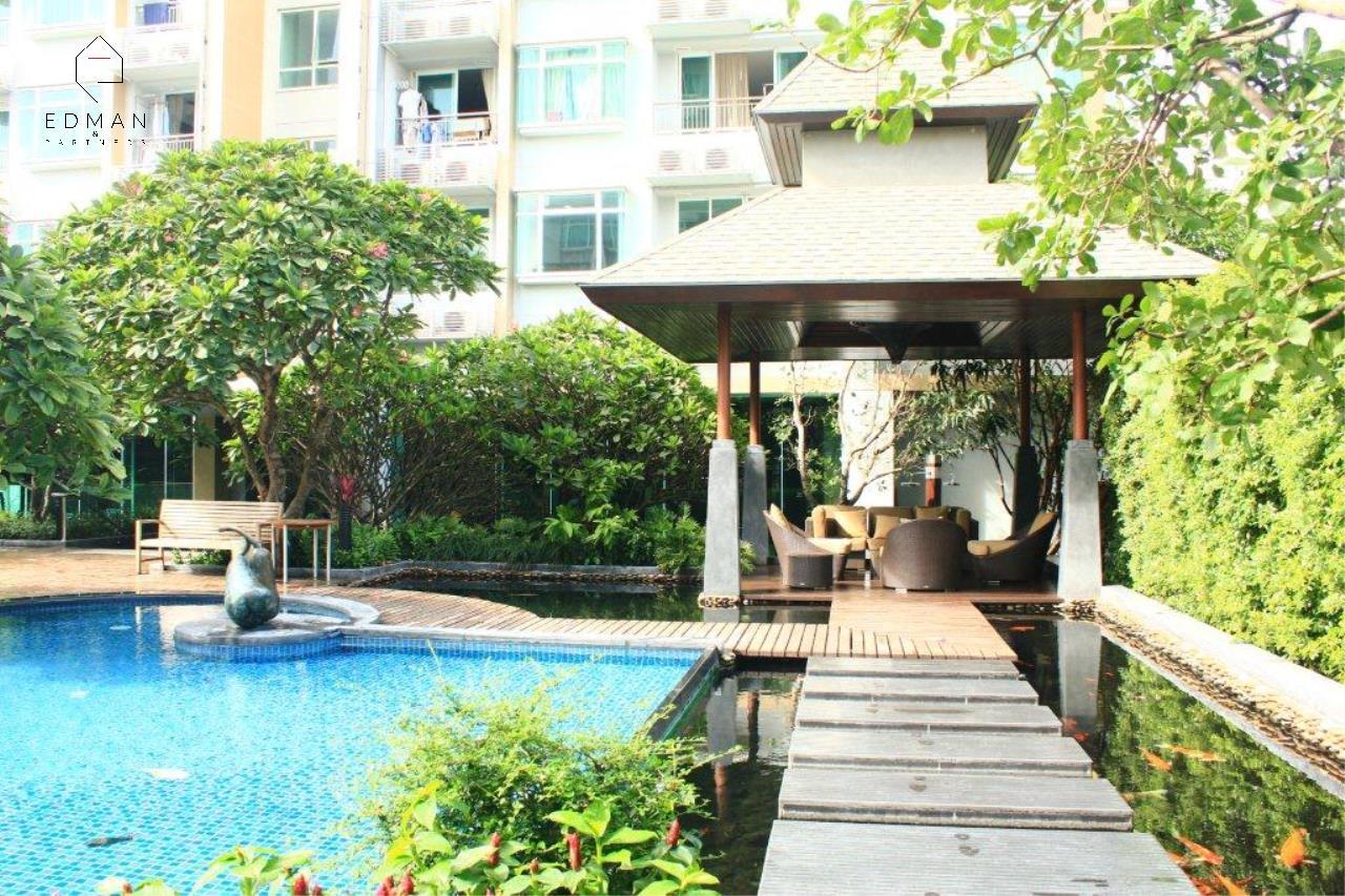 Edman & Partners Co.,Ltd. Agency's Circle Condominium 14