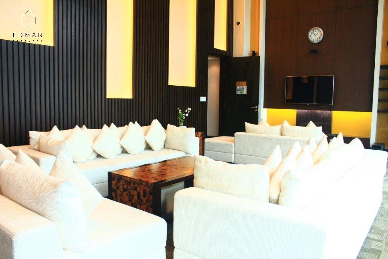 Edman & Partners Co.,Ltd. Agency's Circle Condominium 8