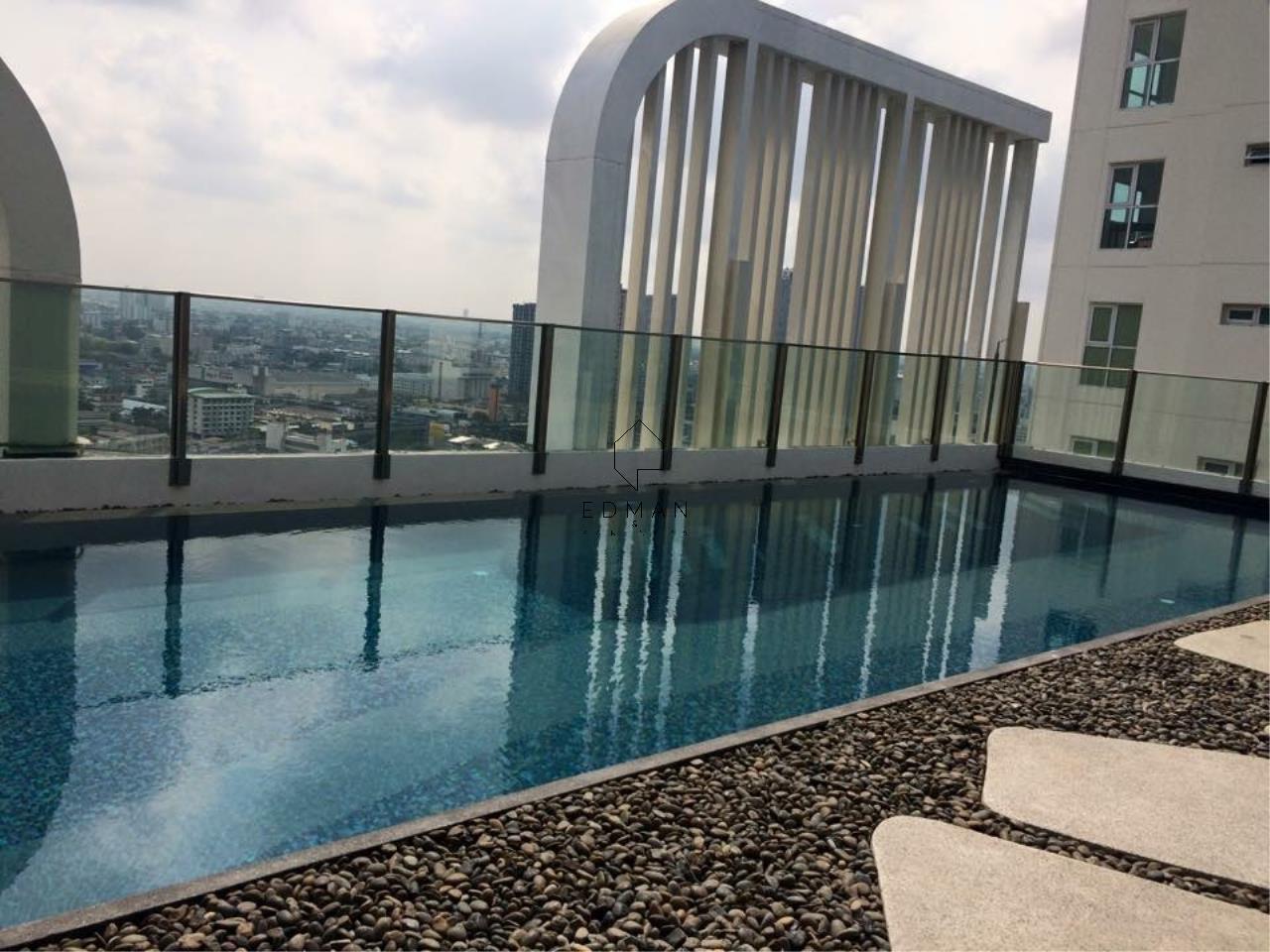 Edman & Partners Co.,Ltd. Agency's Aspire Sukhumvit 48  1 bed for sale , rent 4