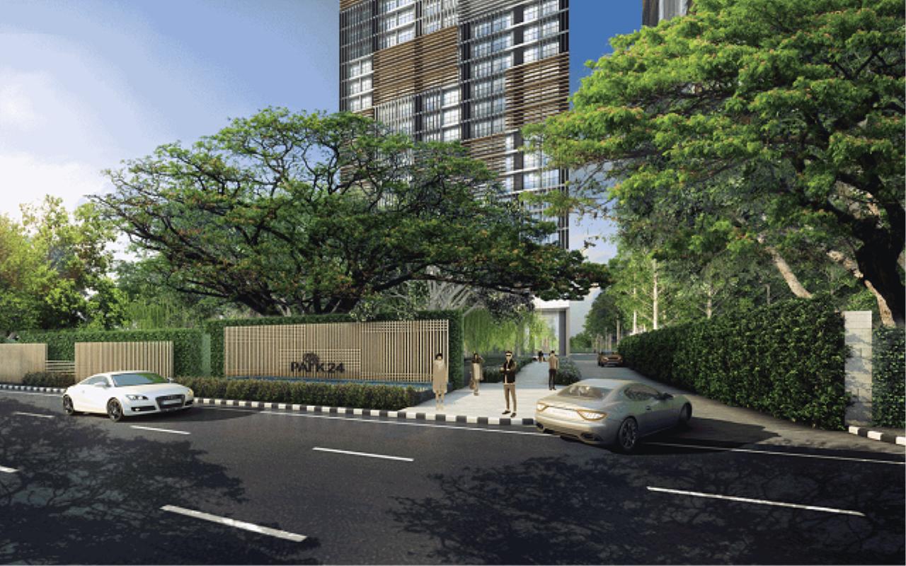 Edman and Partners Co.,Ltd Agency's Park 24 3