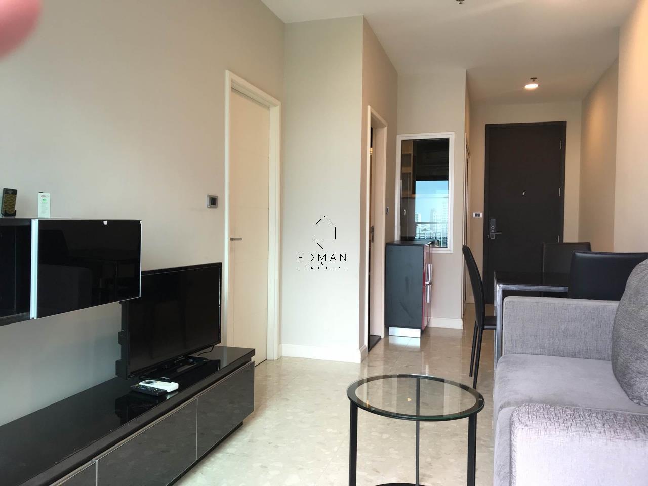 Edman & Partners Co.,Ltd. Agency's The Crest 34 for rent 1