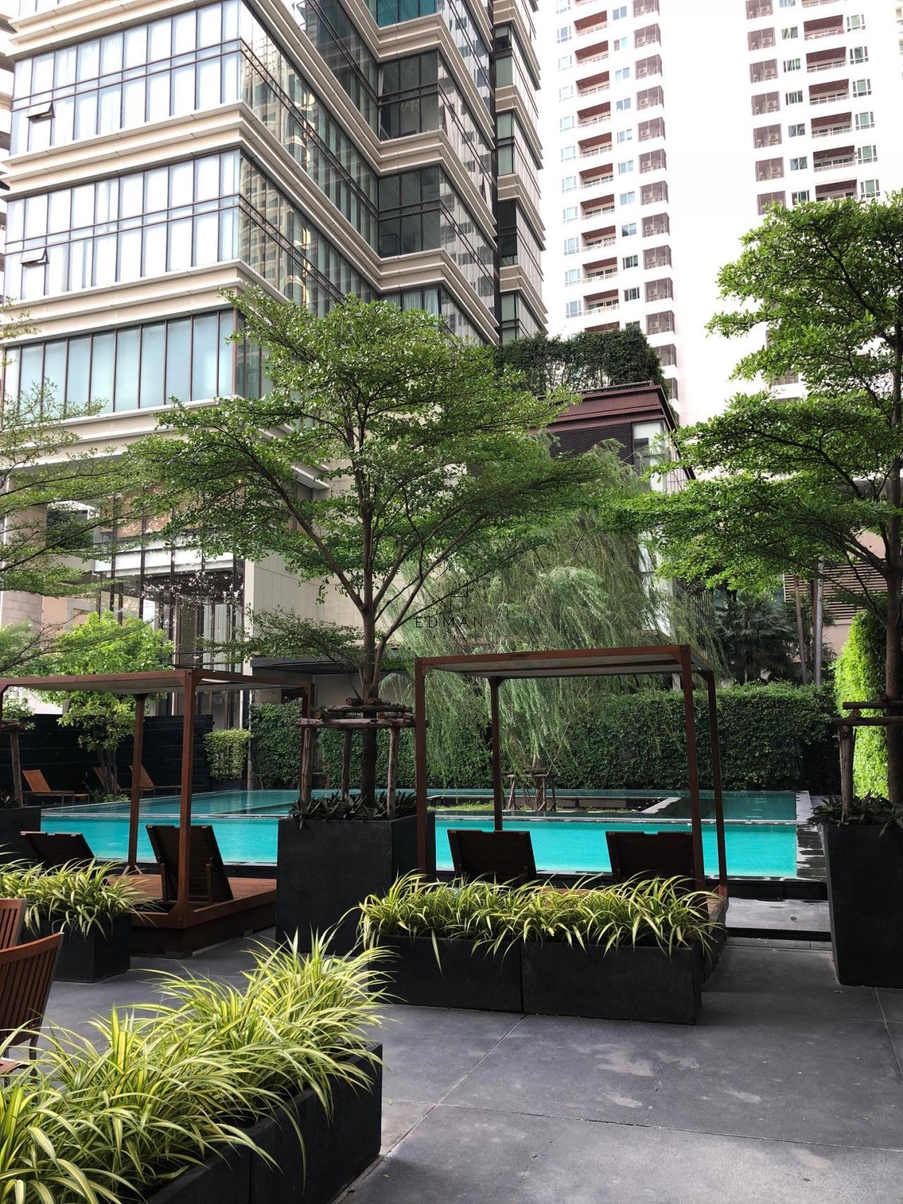 Edman and Partners Co.,Ltd Agency's For Sale or Rent The Emporio Sukhumvit 24, 1 Bed 33