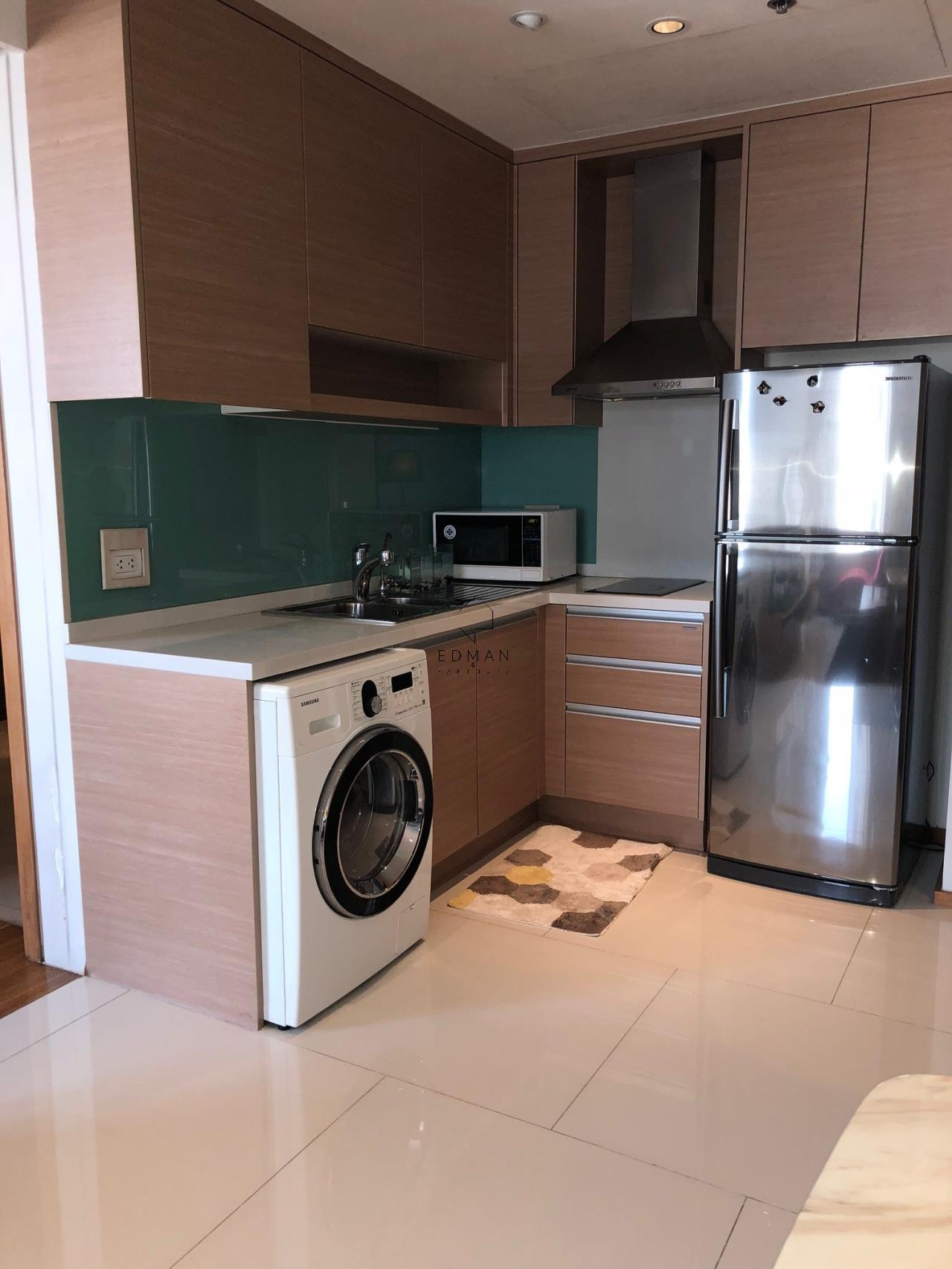Edman and Partners Co.,Ltd Agency's For Sale or Rent The Emporio Sukhumvit 24, 1 Bed 3
