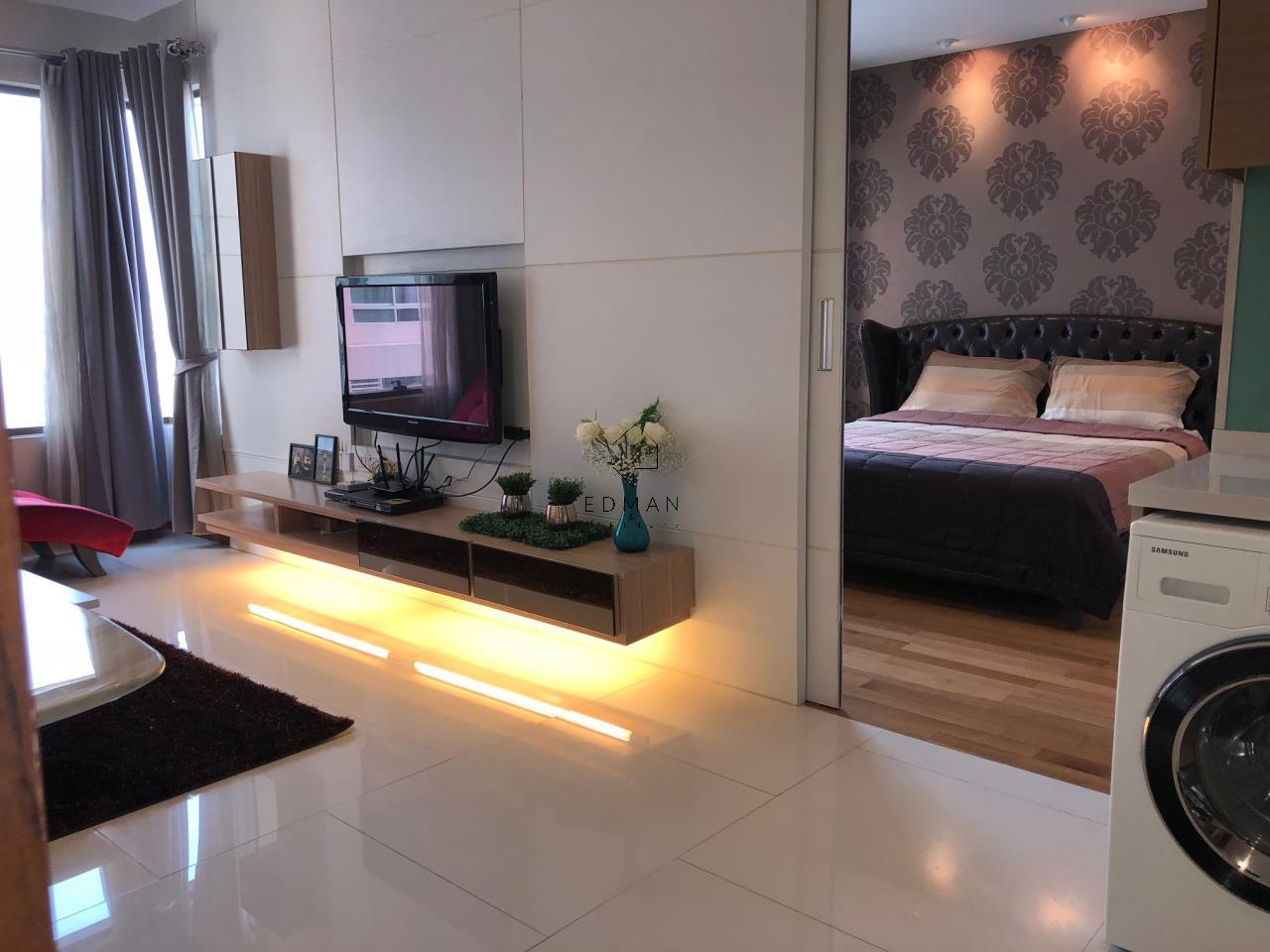 Edman and Partners Co.,Ltd Agency's For Sale or Rent The Emporio Sukhumvit 24, 1 Bed 16