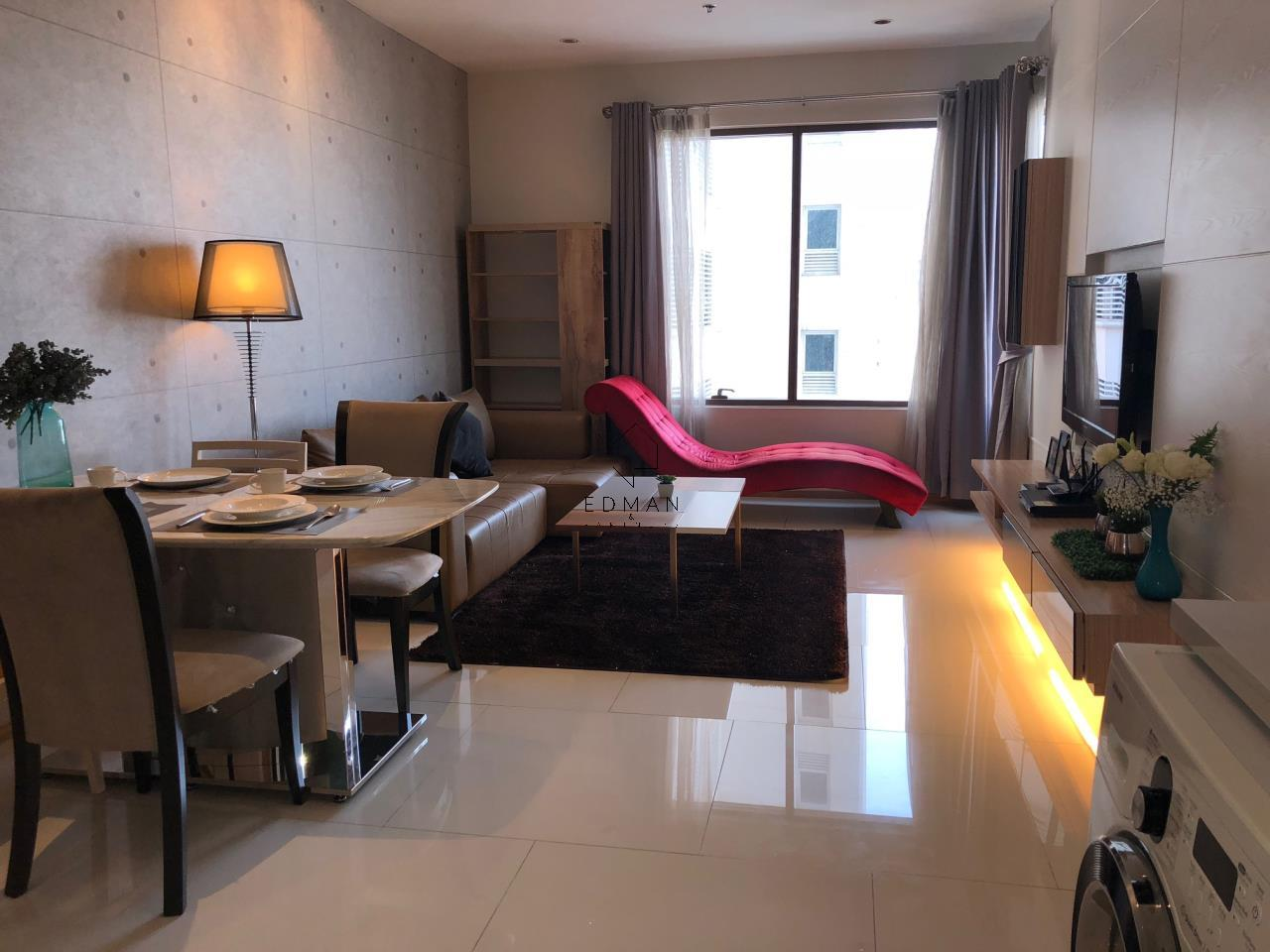 Edman and Partners Co.,Ltd Agency's For Sale or Rent The Emporio Sukhumvit 24, 1 Bed 19