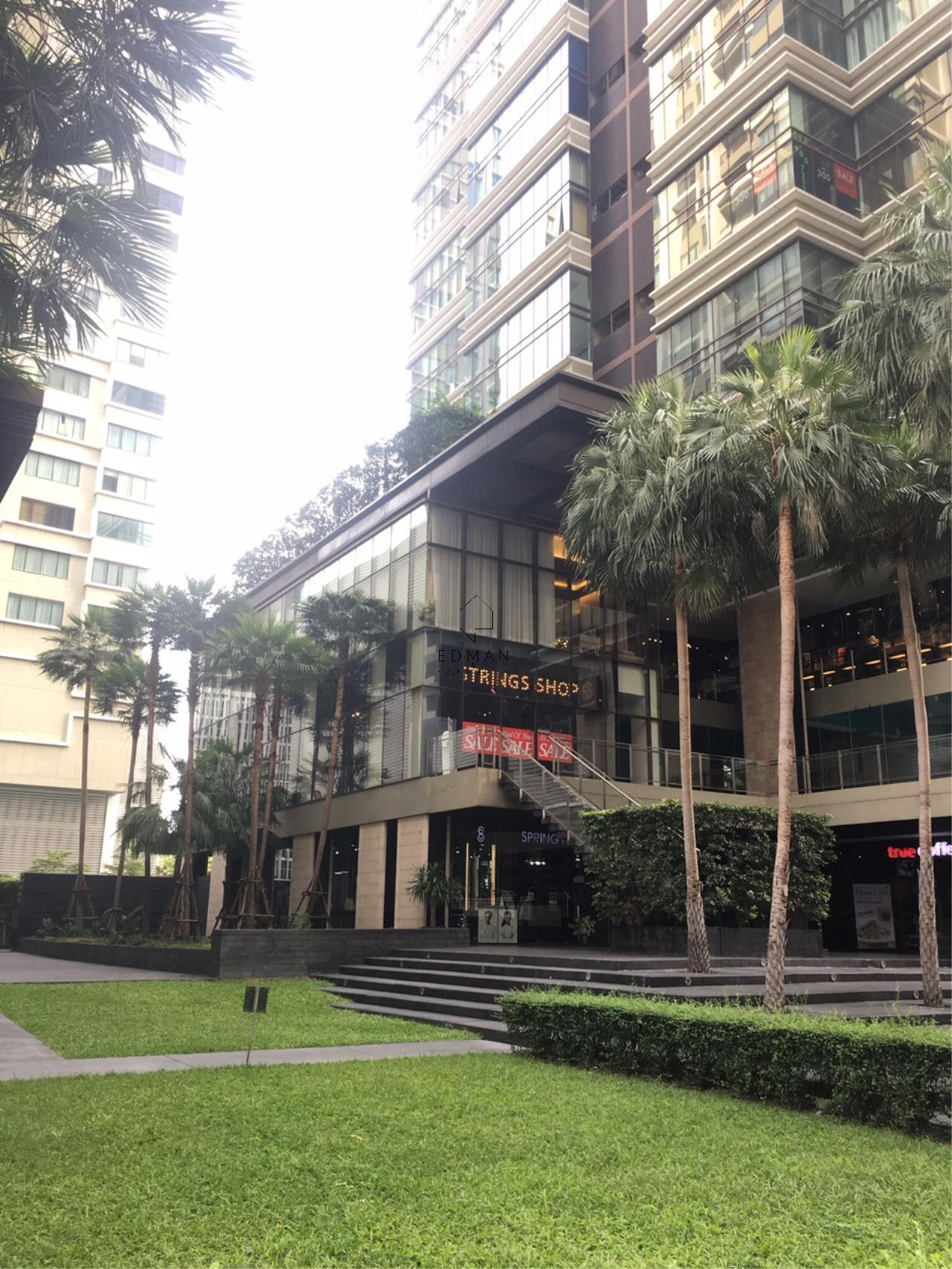 Edman and Partners Co.,Ltd Agency's For Sale or Rent The Emporio Sukhumvit 24, 1 Bed 35