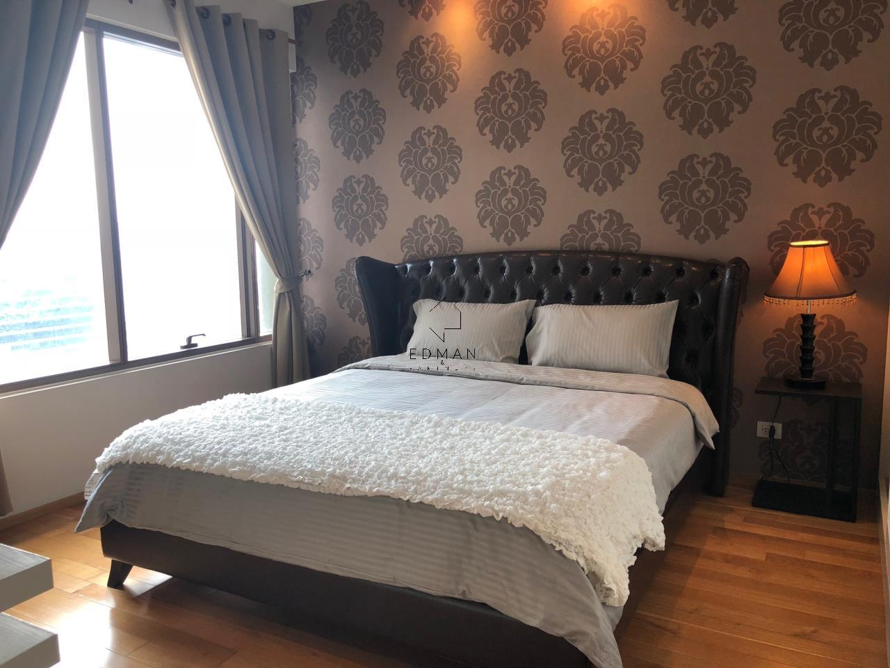 Edman and Partners Co.,Ltd Agency's For Sale or Rent The Emporio Sukhumvit 24, 1 Bed 24