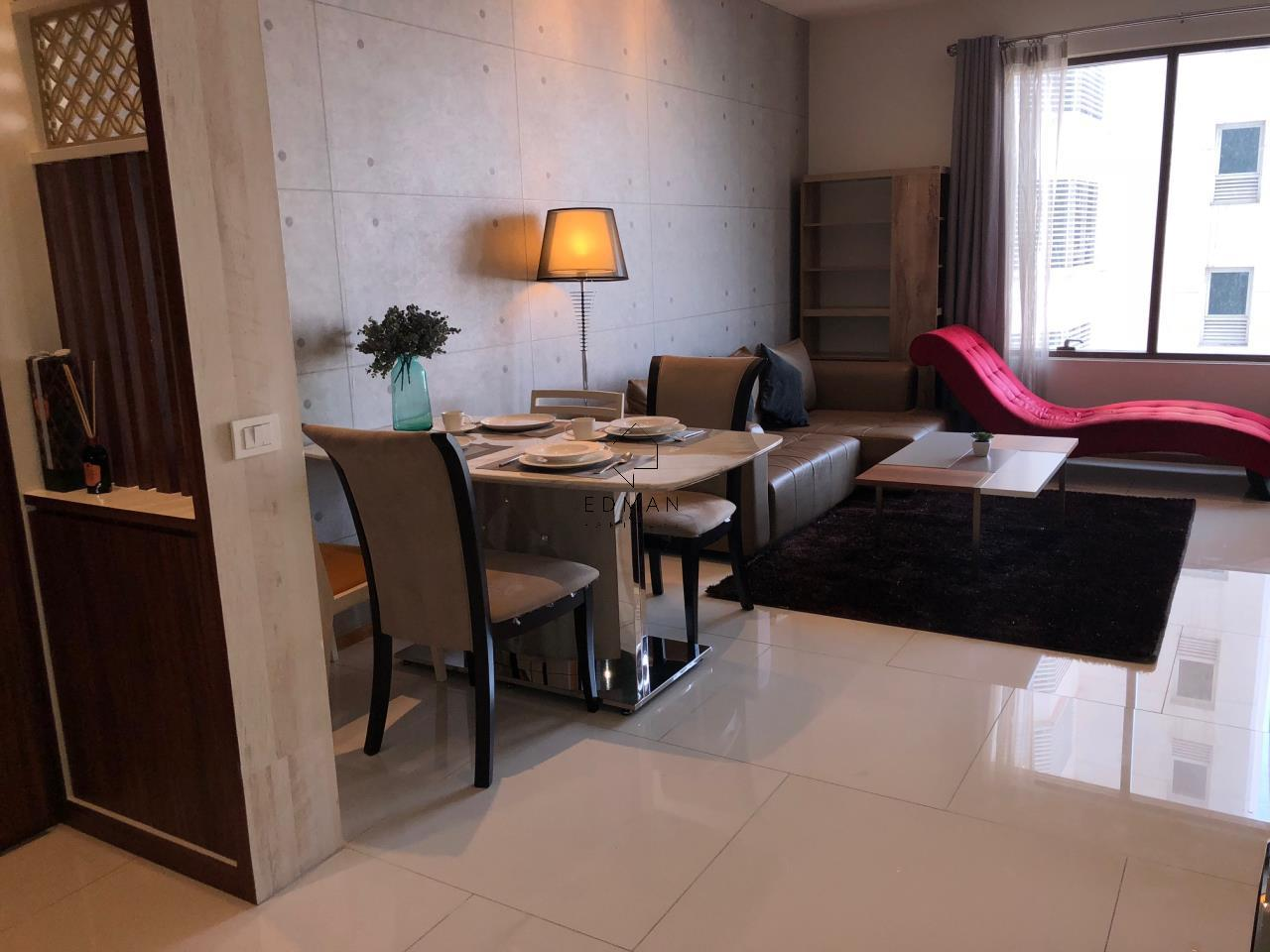 Edman and Partners Co.,Ltd Agency's For Sale or Rent The Emporio Sukhumvit 24, 1 Bed 1