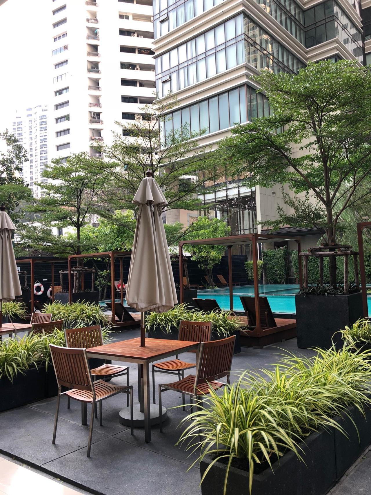 Edman and Partners Co.,Ltd Agency's For Sale or Rent The Emporio Sukhumvit 24, 1 Bed 38