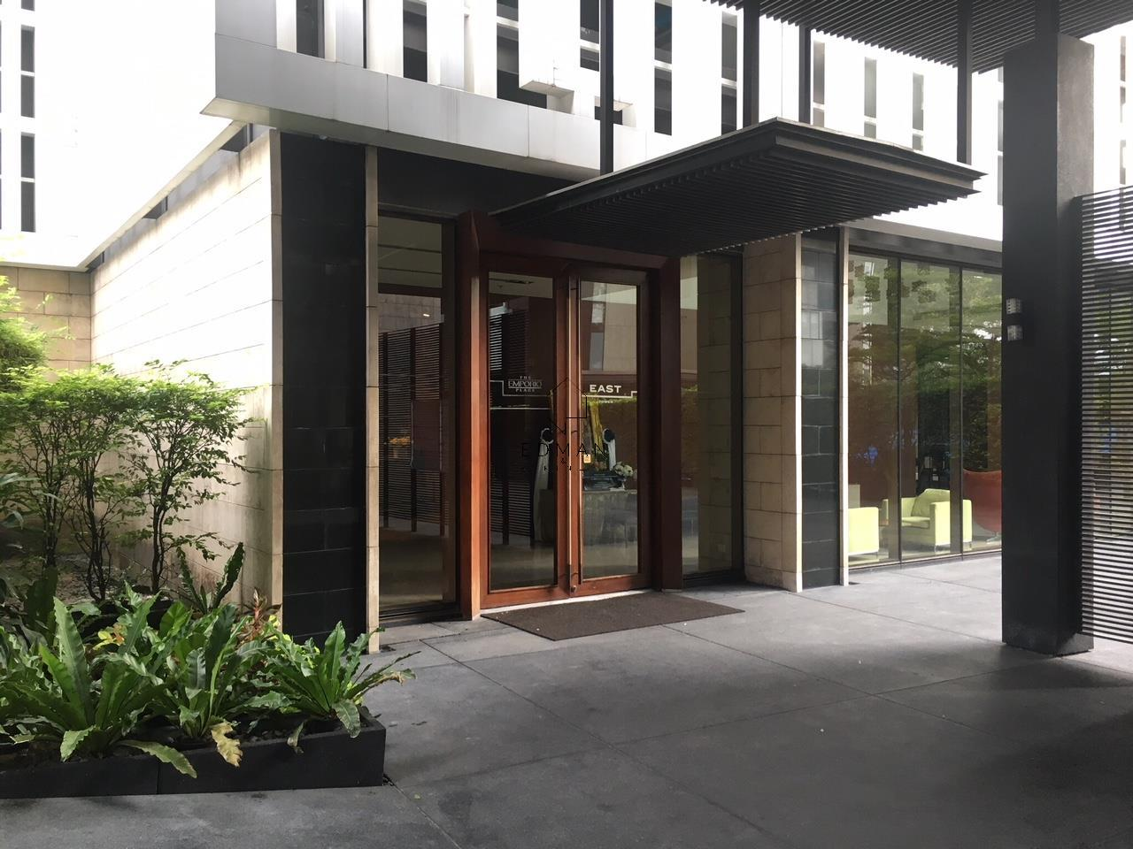 Edman and Partners Co.,Ltd Agency's For Sale or Rent The Emporio Sukhumvit 24, 1 Bed 31