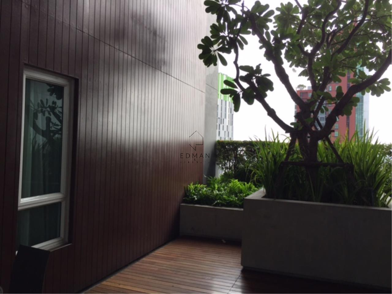 Edman and Partners Co.,Ltd Agency's The Bloom 1 BR For sale 12