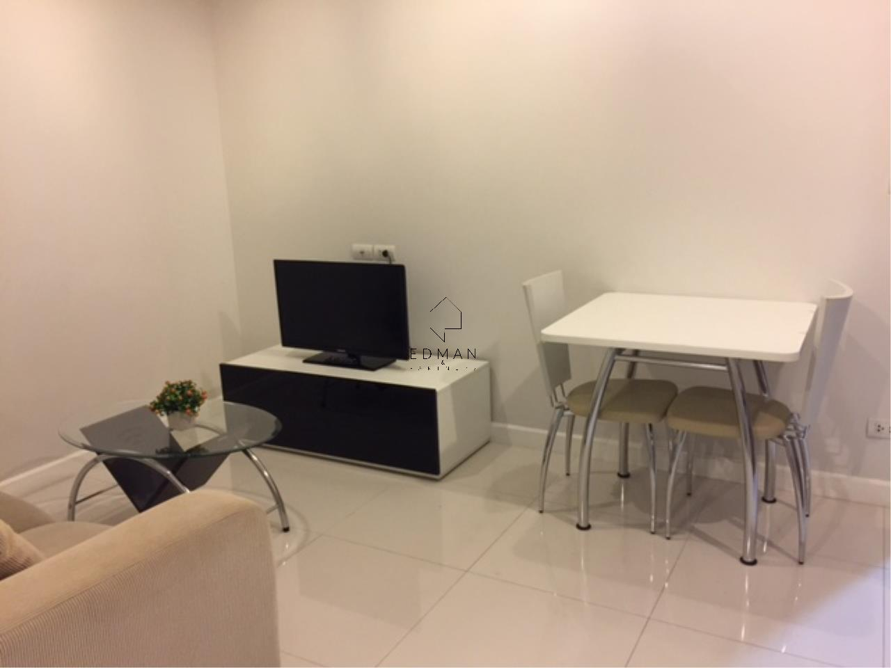 Edman and Partners Co.,Ltd Agency's The Bloom 1 BR For sale 1
