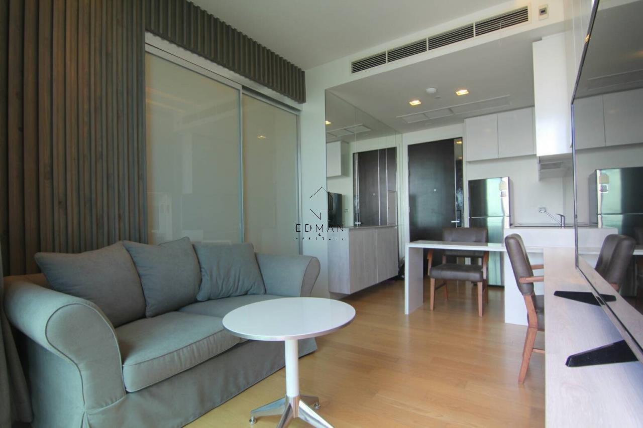 Edman & Partners Co.,Ltd. Agency's Equinox Phahol-Vibha 1 bedroom for rent/sale 1