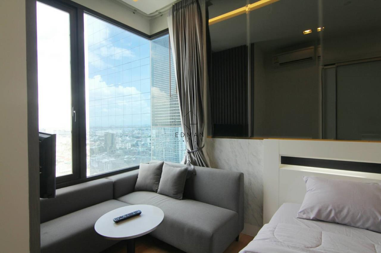 Edman & Partners Co.,Ltd. Agency's Equinox Phahol-Vibha 1 bedroom for rent/sale 12