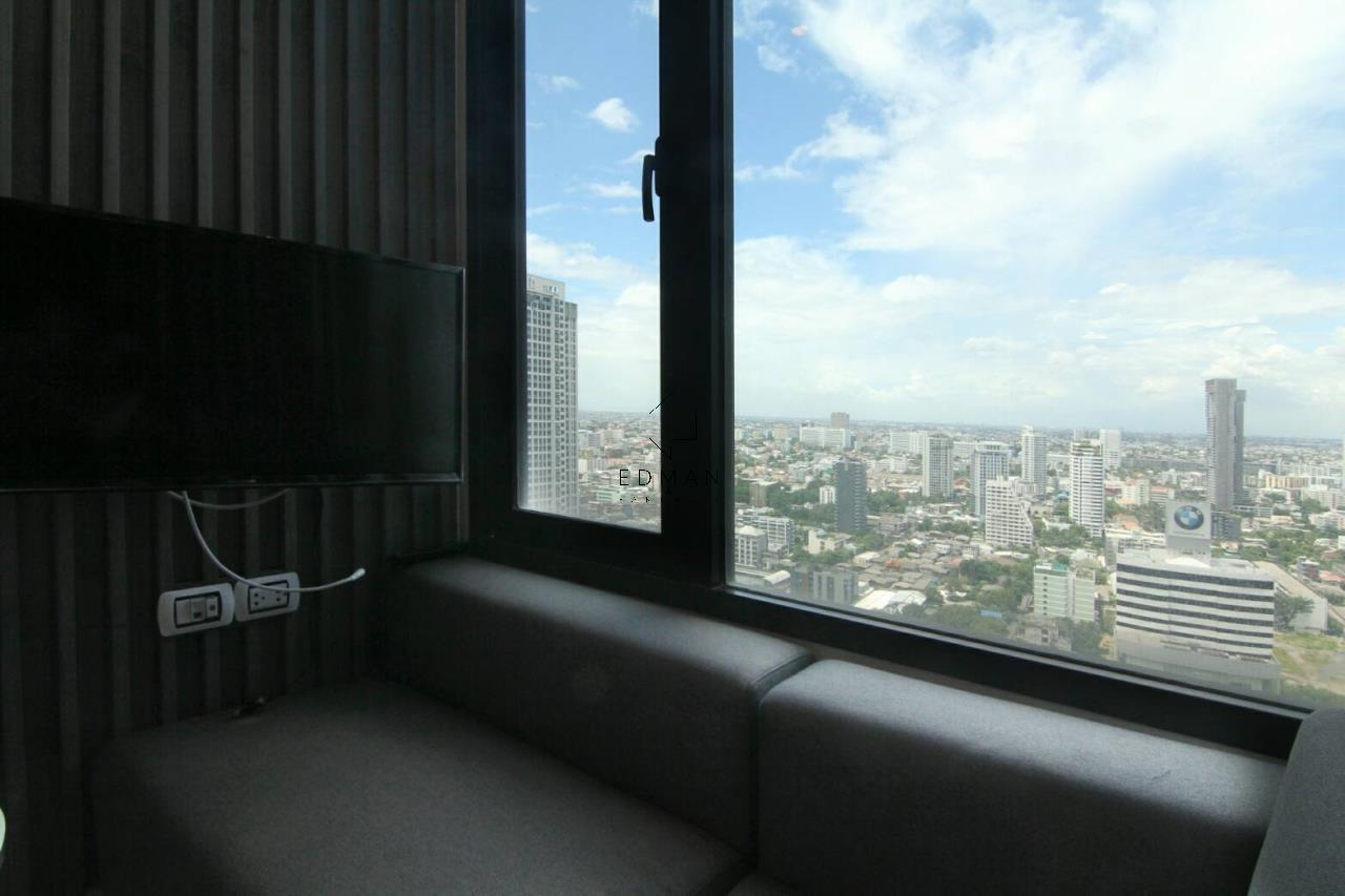 Edman & Partners Co.,Ltd. Agency's Equinox Phahol-Vibha 1 bedroom for rent/sale 13
