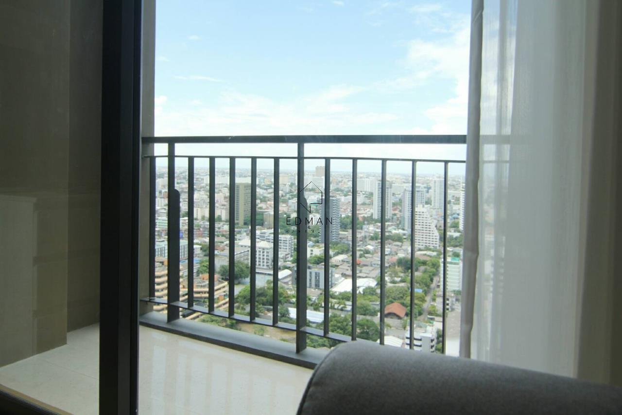 Edman & Partners Co.,Ltd. Agency's Equinox Phahol-Vibha 1 bedroom for rent/sale 15