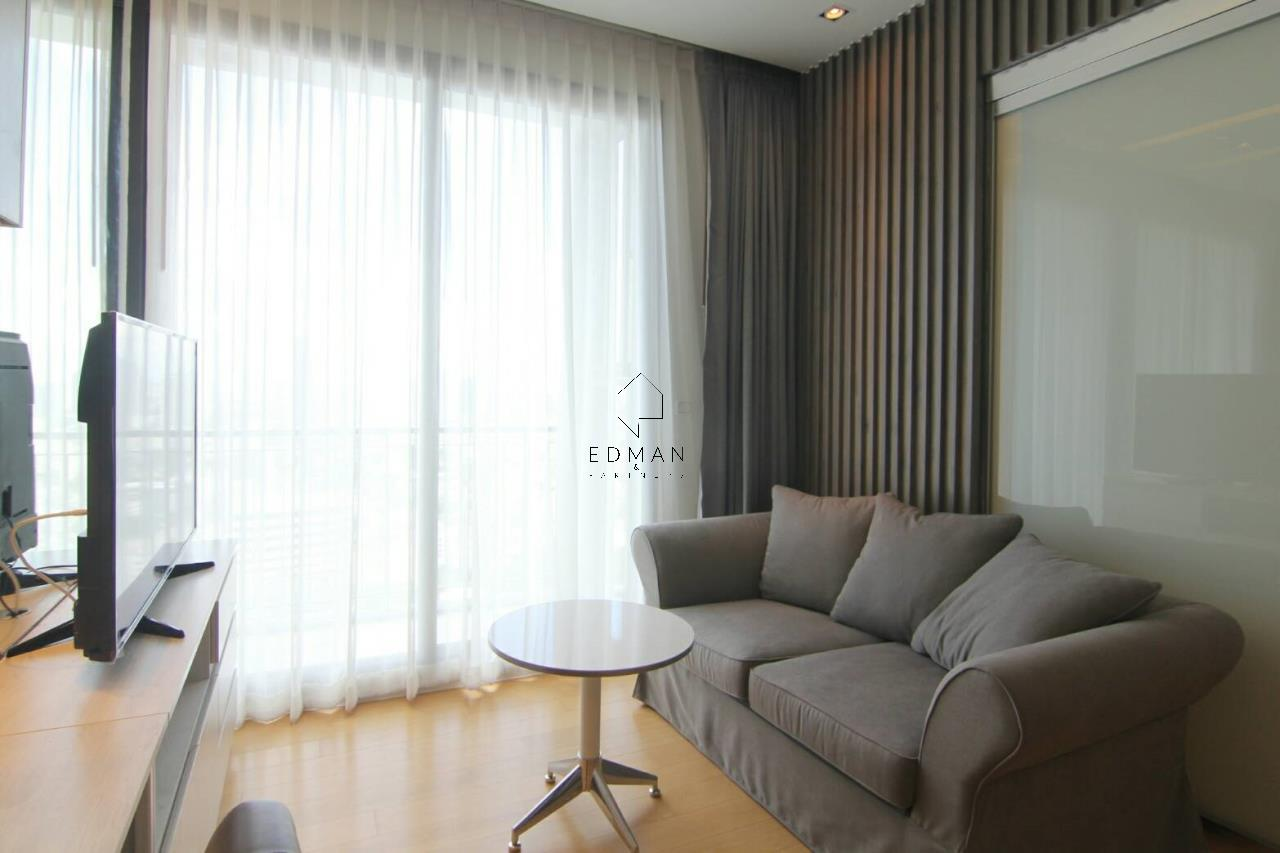 Edman & Partners Co.,Ltd. Agency's Equinox Phahol-Vibha 1 bedroom for rent/sale 2