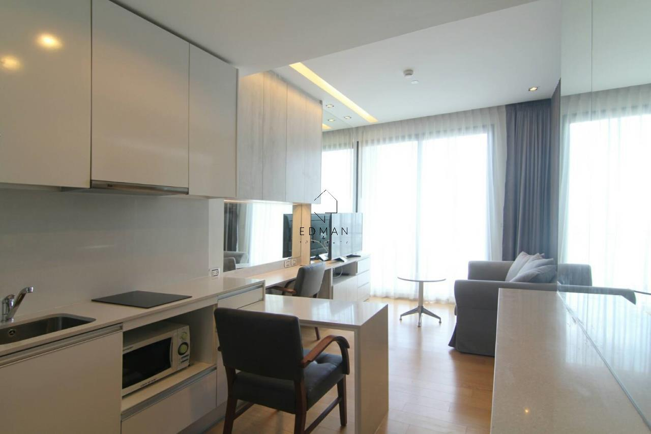 Edman & Partners Co.,Ltd. Agency's Equinox Phahol-Vibha 1 bedroom for rent/sale 3