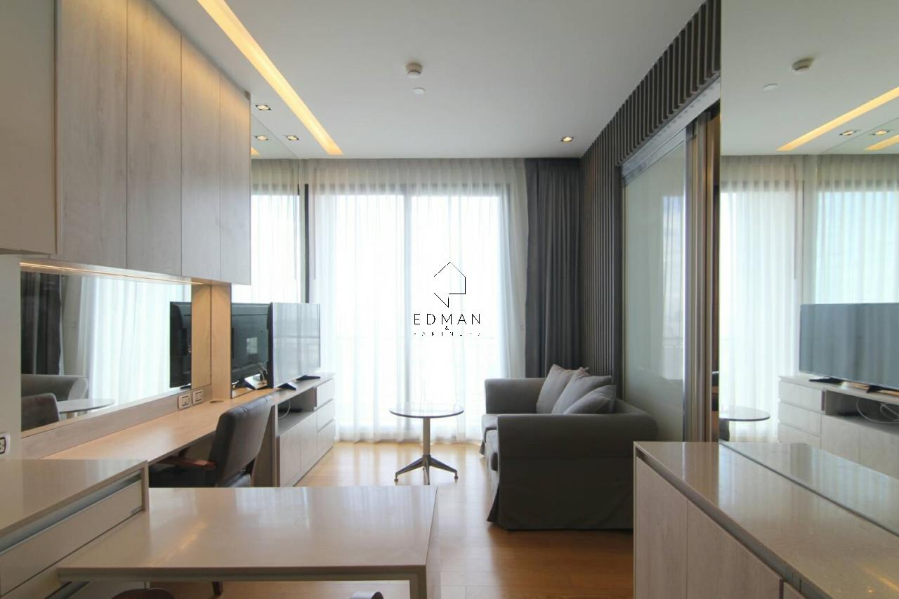 Edman & Partners Co.,Ltd. Agency's Equinox Phahol-Vibha 1 bedroom for rent/sale 4