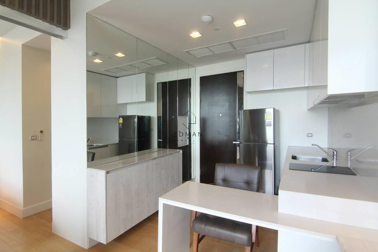 Edman & Partners Co.,Ltd. Agency's Equinox Phahol-Vibha 1 bedroom for rent/sale 5