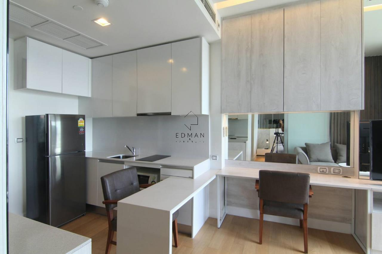 Edman & Partners Co.,Ltd. Agency's Equinox Phahol-Vibha 1 bedroom for rent/sale 6