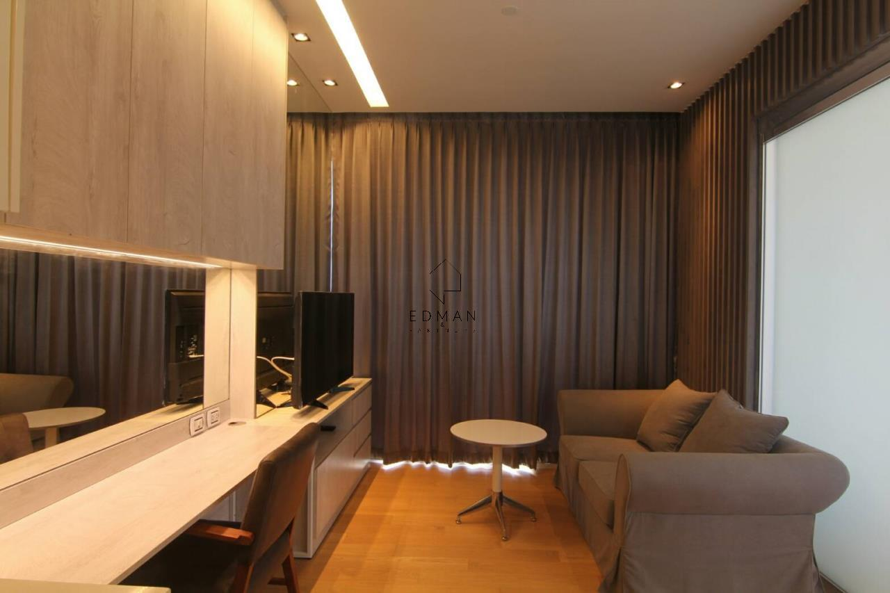 Edman & Partners Co.,Ltd. Agency's Equinox Phahol-Vibha 1 bedroom for rent/sale 8