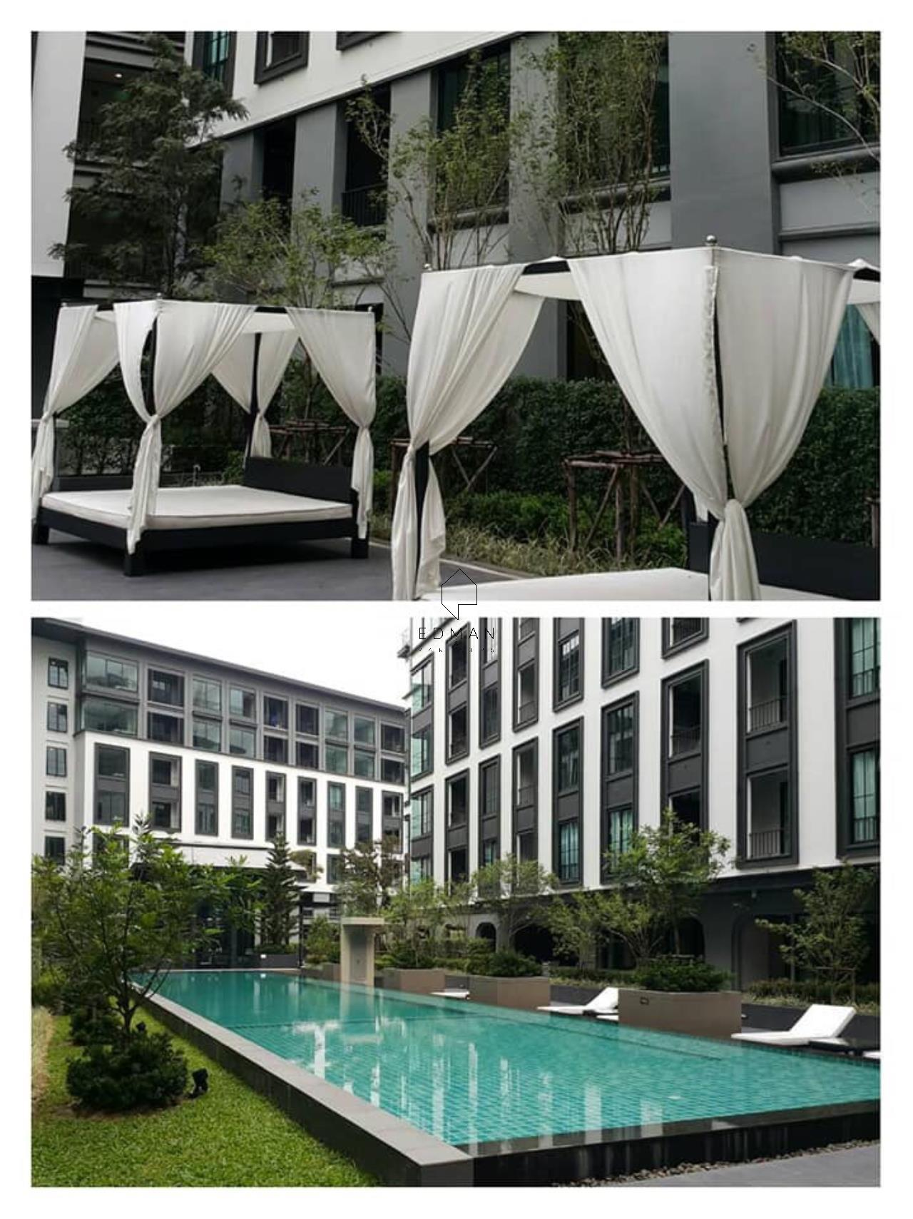 Edman & Partners Co.,Ltd. Agency's the reserve  kasemasan for rent 11