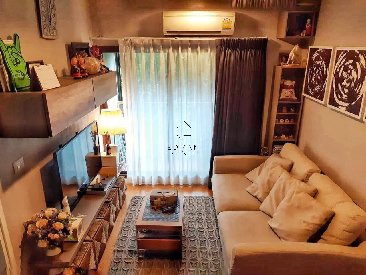 Edman & Partners Co.,Ltd. Agency's Condolette dwell 1 bed for rent 2