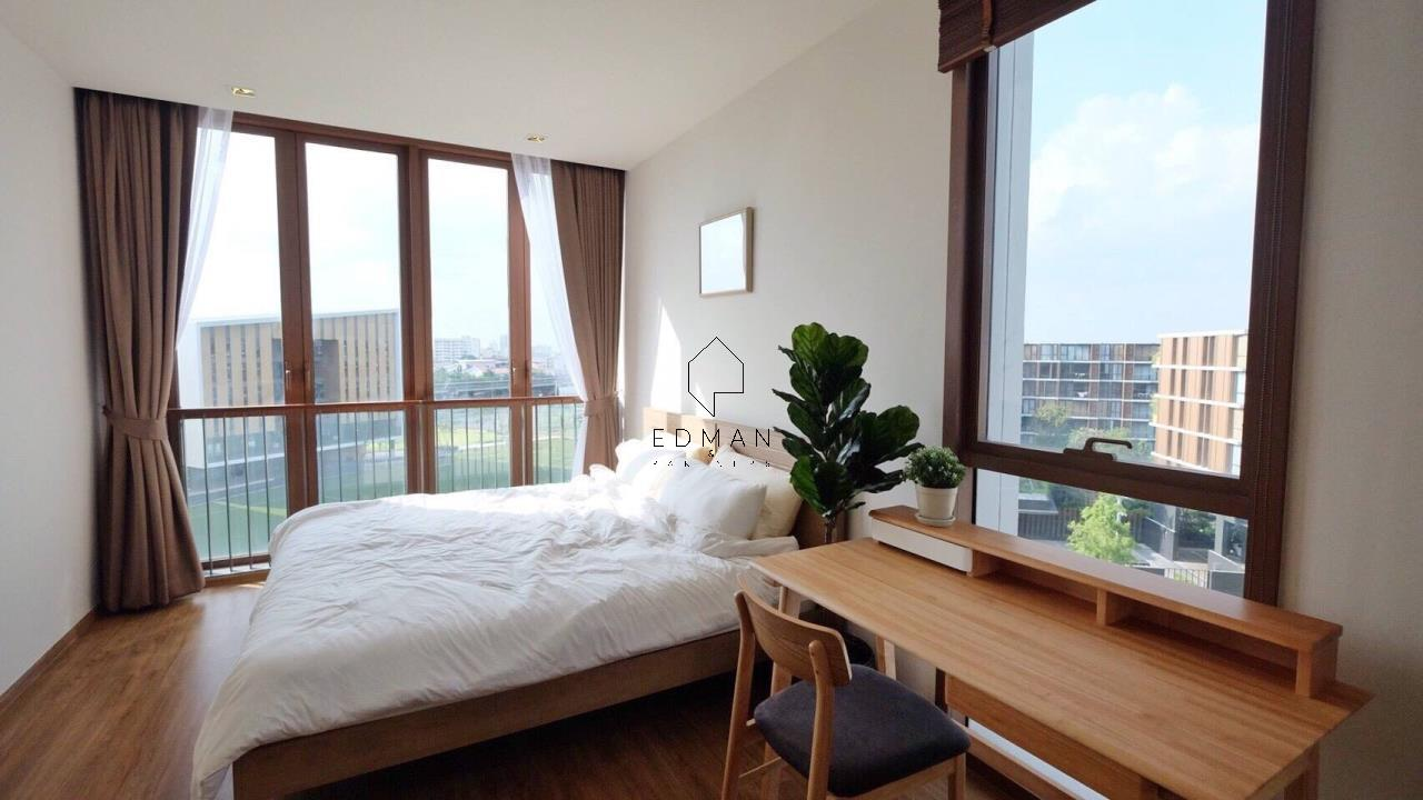 Edman & Partners Co.,Ltd. Agency's Hasa haus by sansiri 2 bed for rent,sale 6
