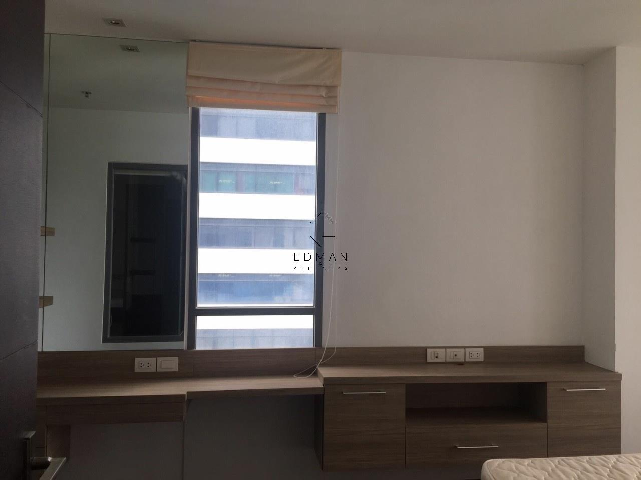 Edman & Partners Co.,Ltd. Agency's Ideo Q Payathi  1 bed for rent 1