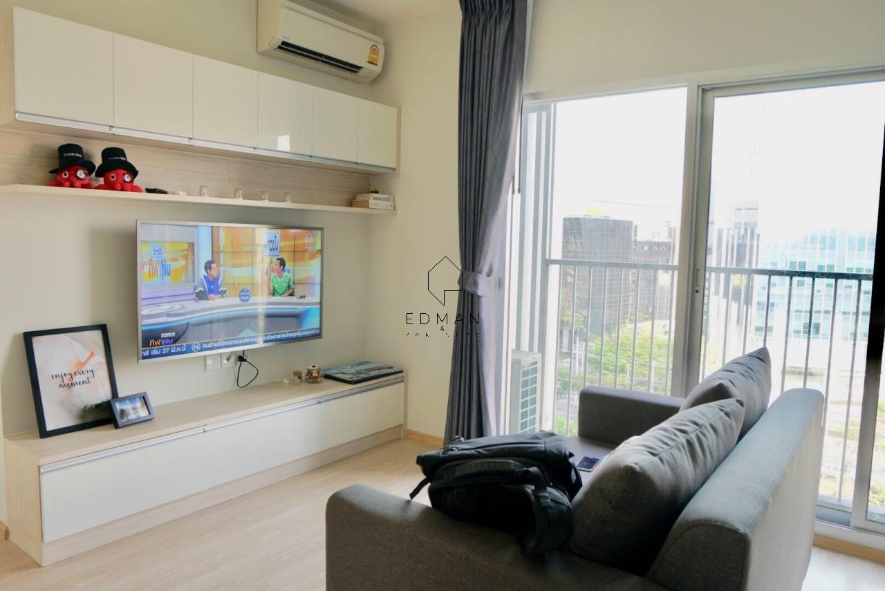 Edman & Partners Co.,Ltd. Agency's Noble Revolve ratchada 1 bed for rent 6