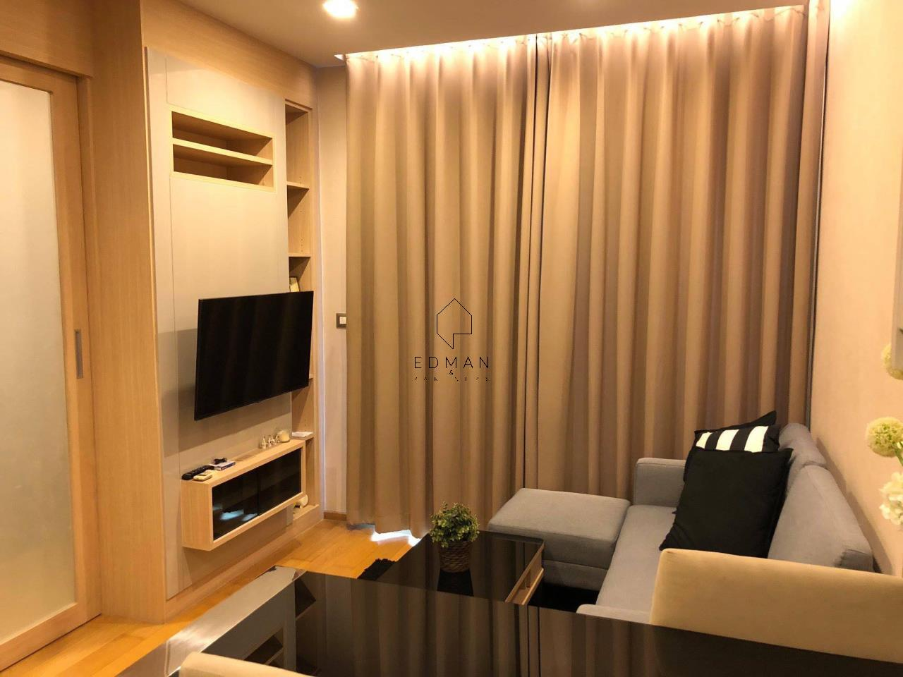 Edman and Partners Co.,Ltd Agency's The Address Asoke 1 bed for rent 2