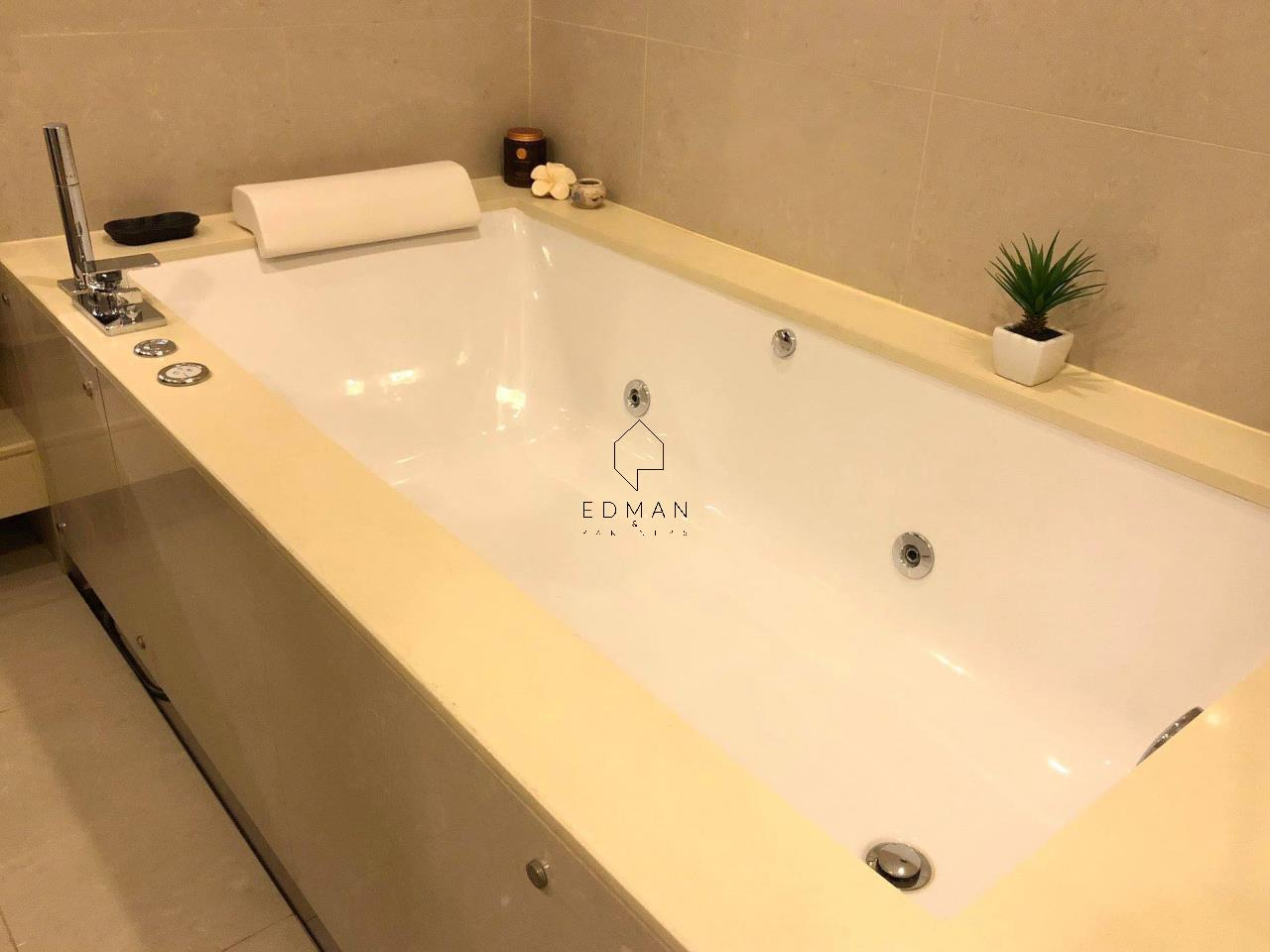 Edman and Partners Co.,Ltd Agency's The Address Asoke 1 bed for rent 8