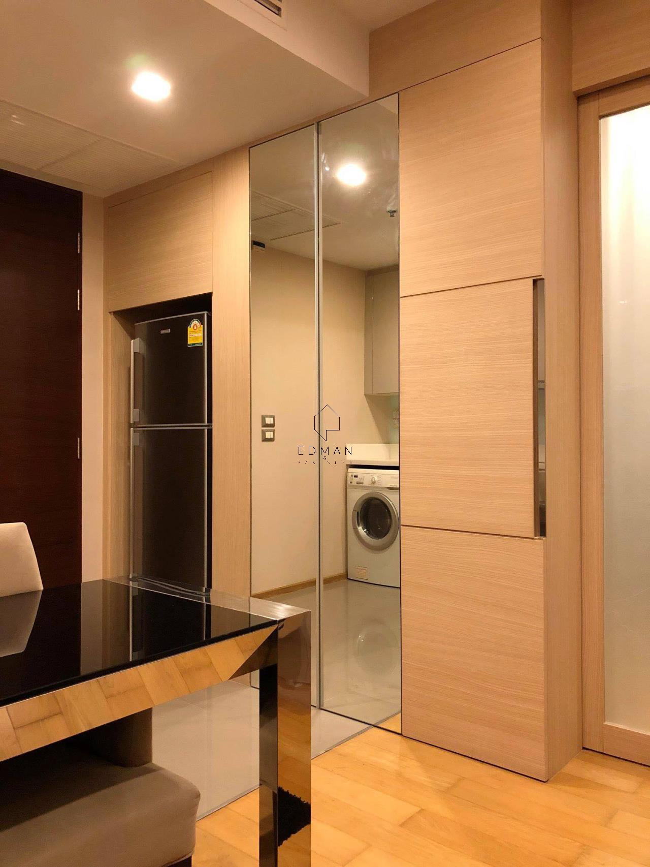 Edman and Partners Co.,Ltd Agency's The Address Asoke 1 bed for rent 7