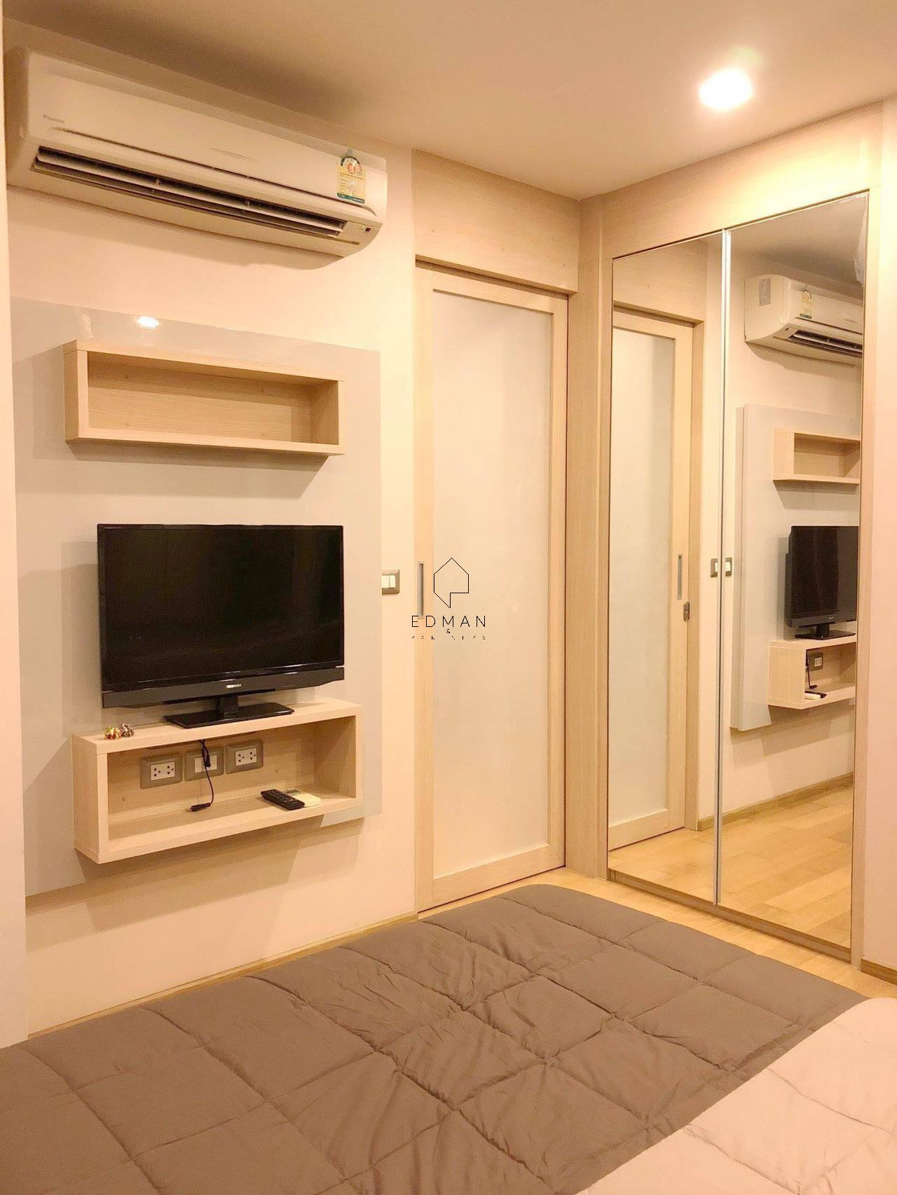 Edman and Partners Co.,Ltd Agency's The Address Asoke 1 bed for rent 5