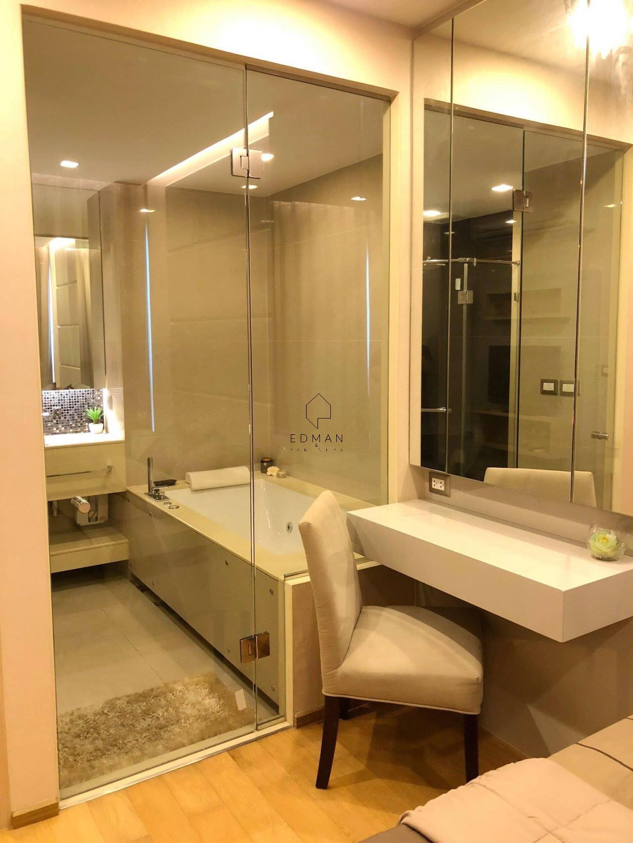 Edman and Partners Co.,Ltd Agency's The Address Asoke 1 bed for rent 4