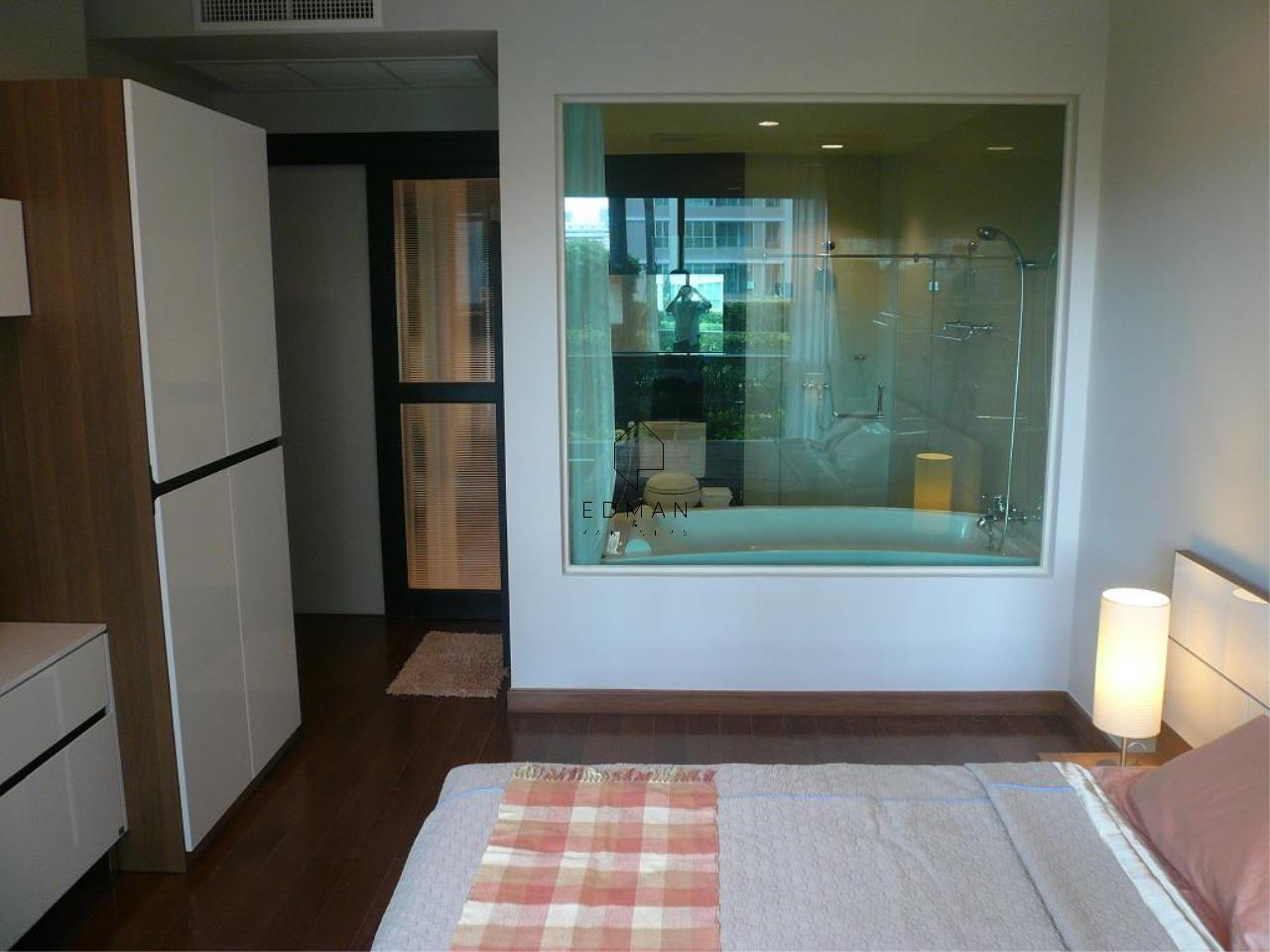 Edman & Partners Co.,Ltd. Agency's The Address Chidlom 1bed for rent 4