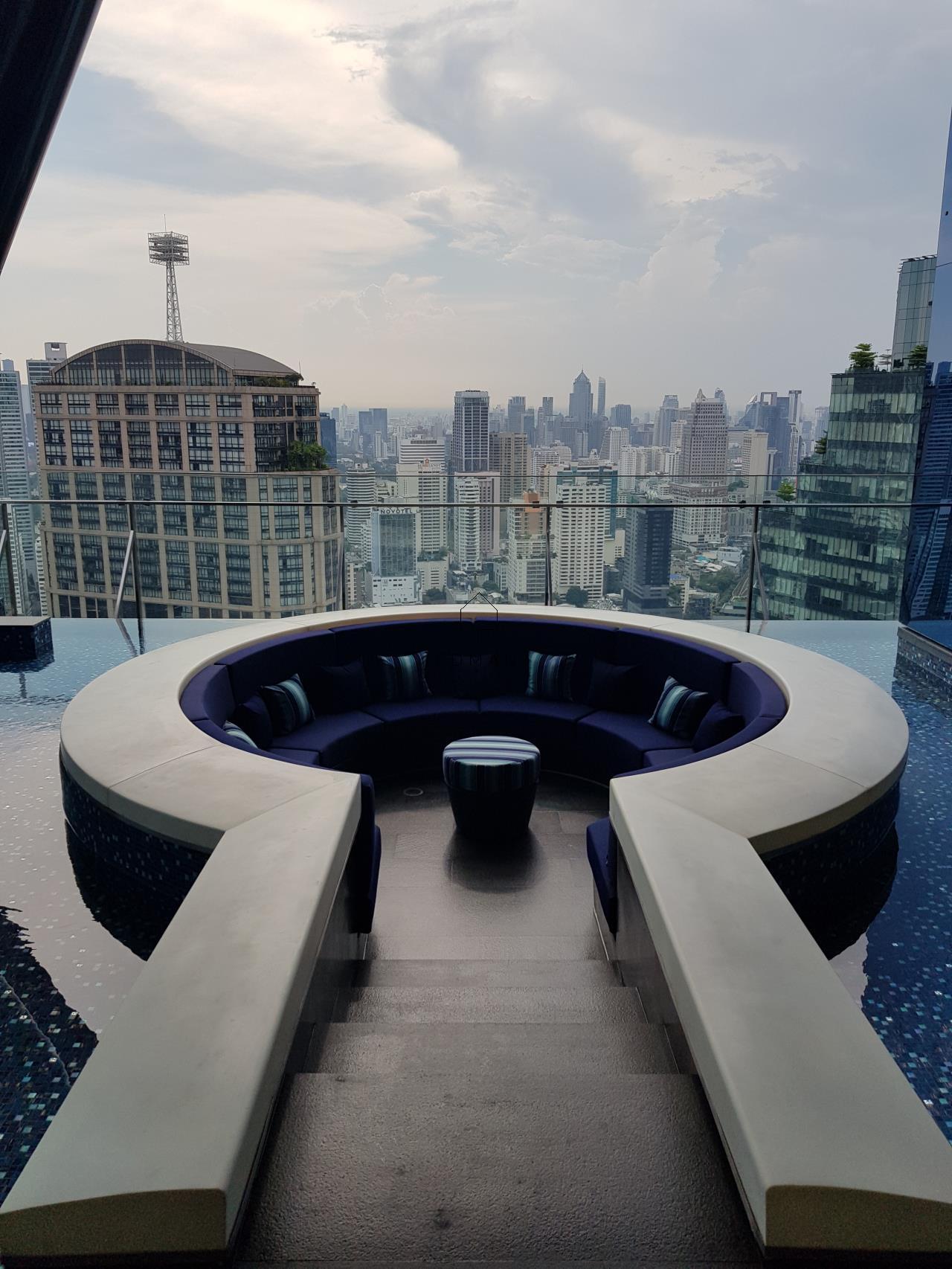Edman & Partners Co.,Ltd. Agency's Marque 2 bedroom For Rent 4