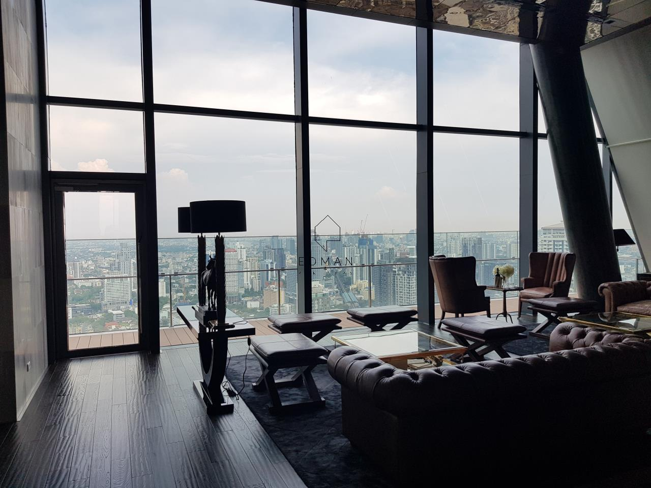 Edman & Partners Co.,Ltd. Agency's Marque 2 bedroom For Rent 3