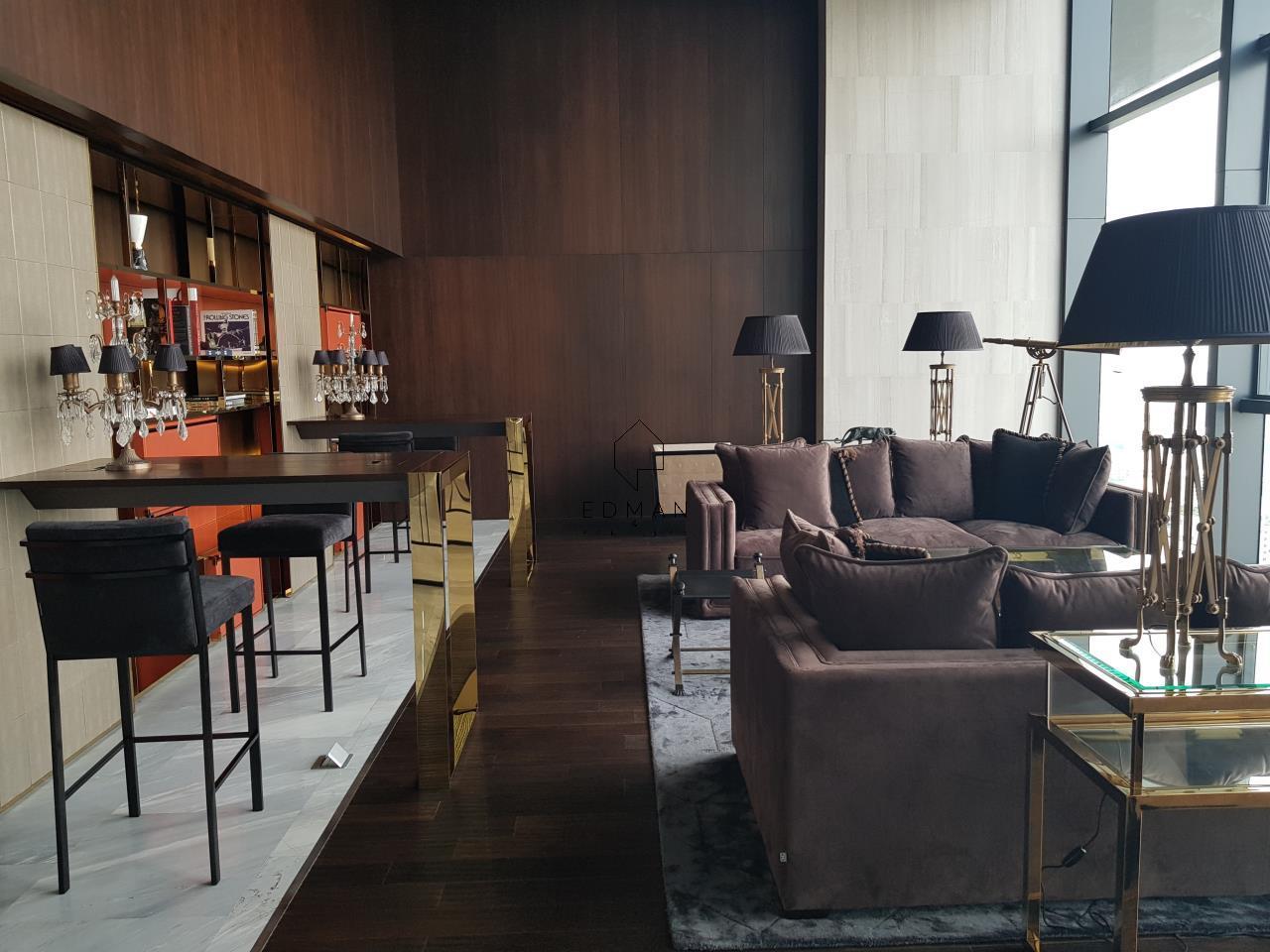 Edman & Partners Co.,Ltd. Agency's Marque 2 bedroom For Rent 2