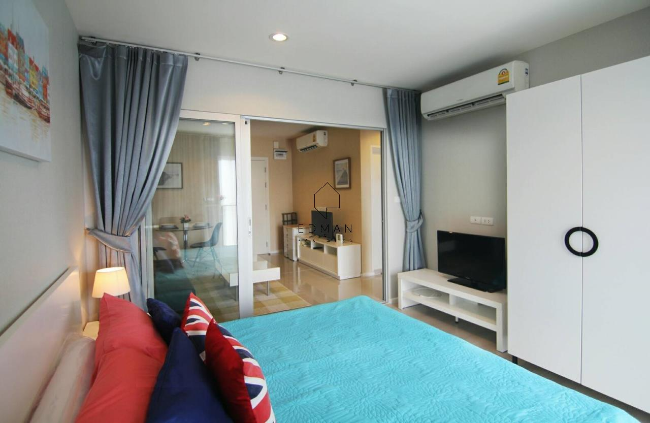 Edman & Partners Co.,Ltd. Agency's ASPIRE SUKHUMVIT 48 1bed for rent 9