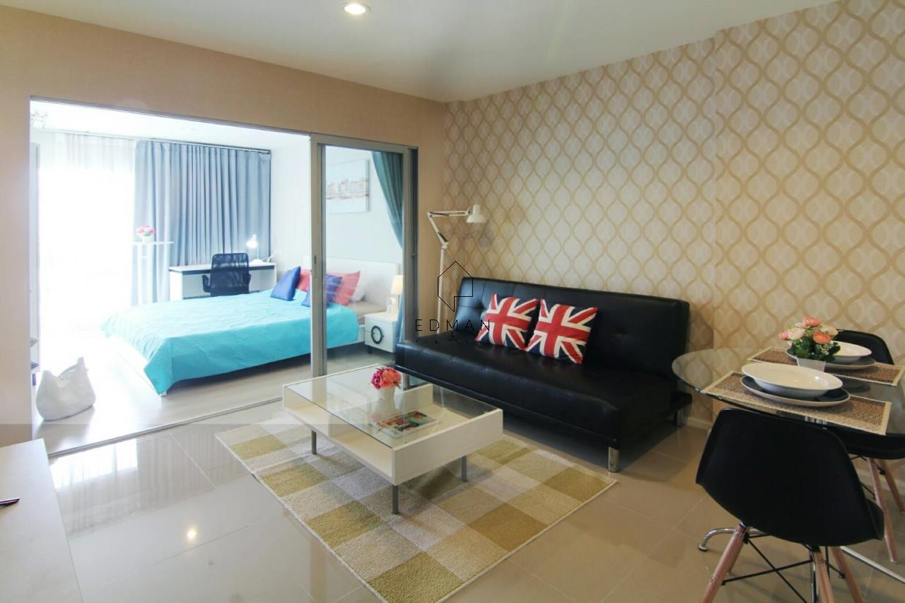 Edman & Partners Co.,Ltd. Agency's ASPIRE SUKHUMVIT 48 1bed for rent 2