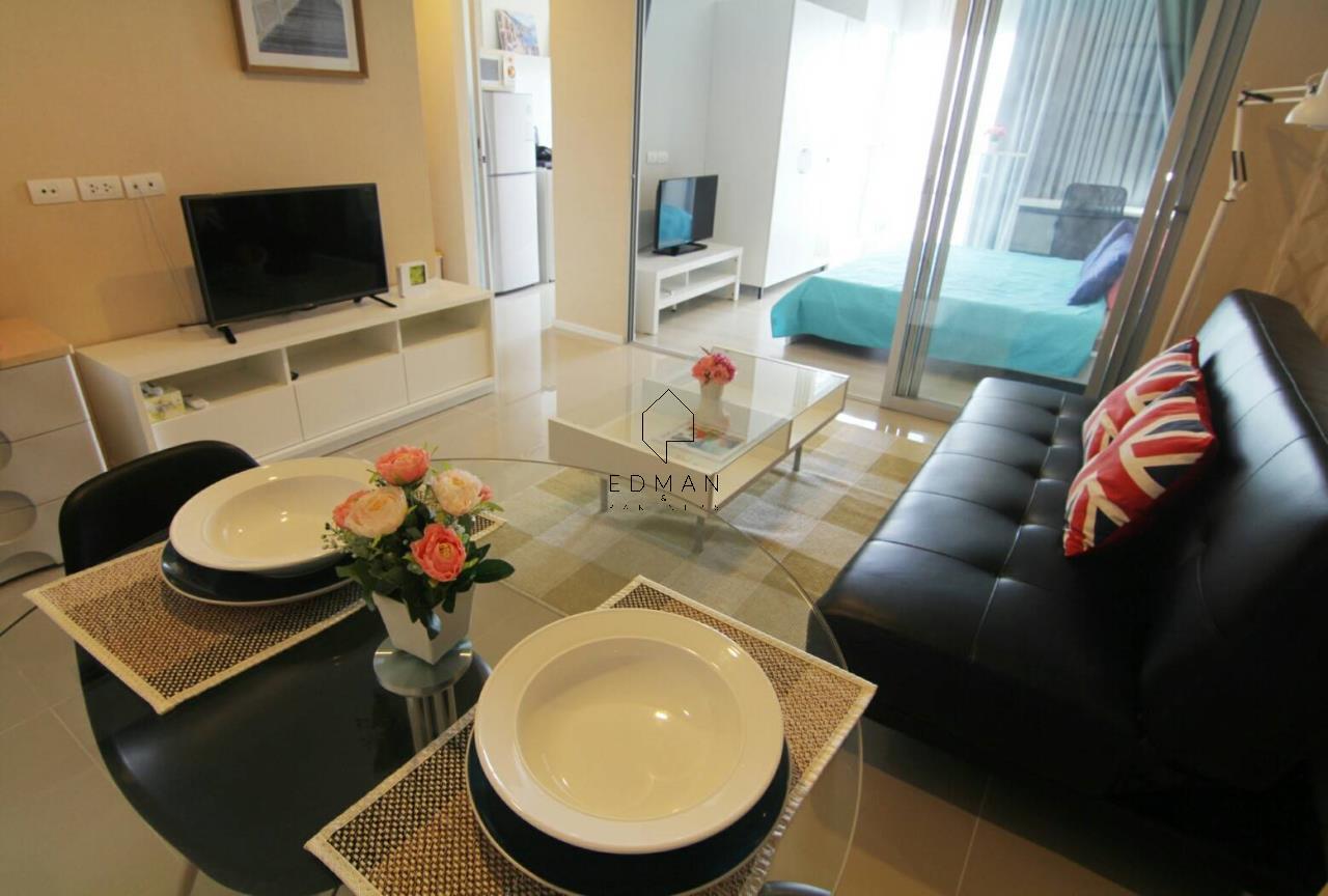 Edman & Partners Co.,Ltd. Agency's ASPIRE SUKHUMVIT 48 1bed for rent 4