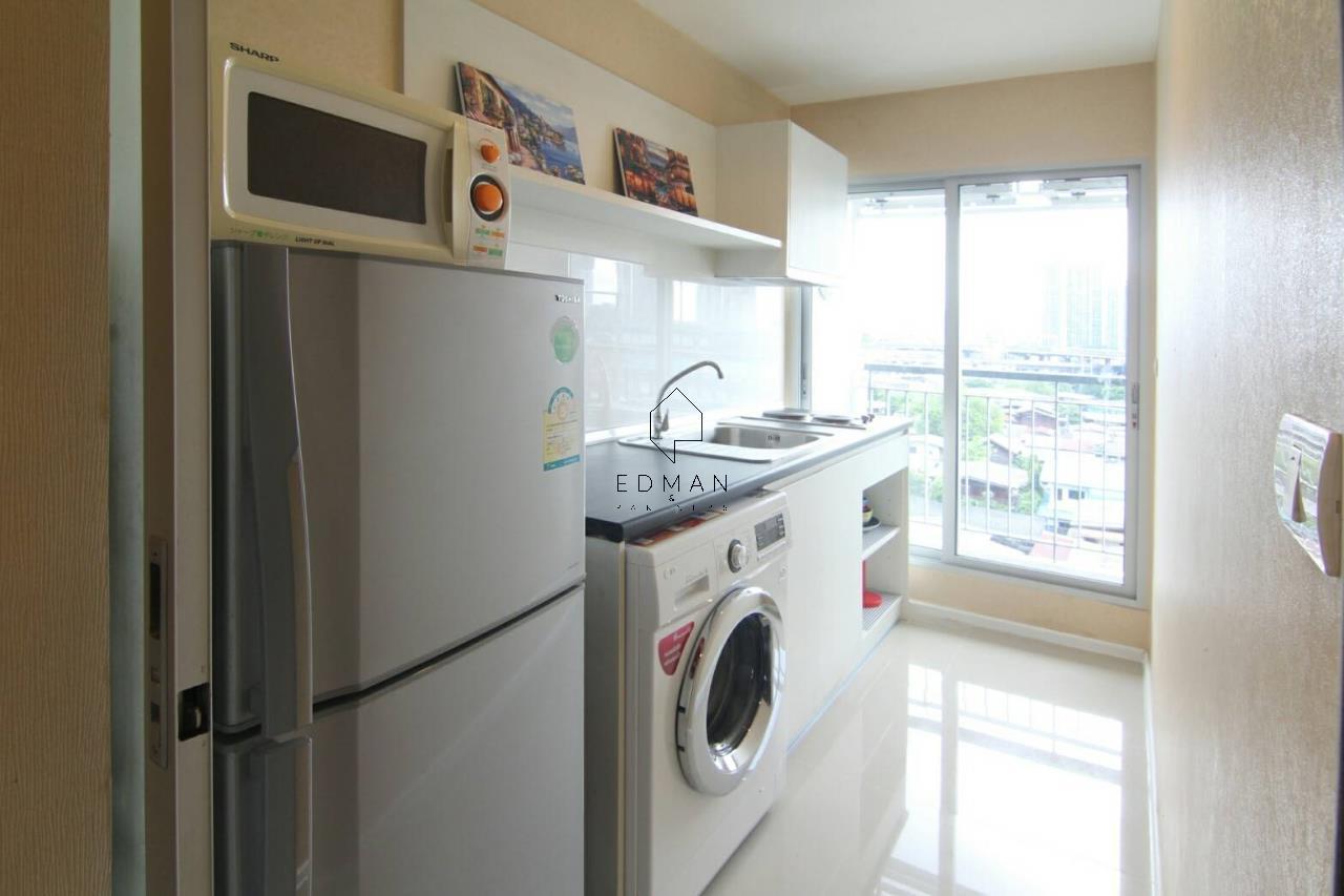Edman & Partners Co.,Ltd. Agency's ASPIRE SUKHUMVIT 48 1bed for rent 11