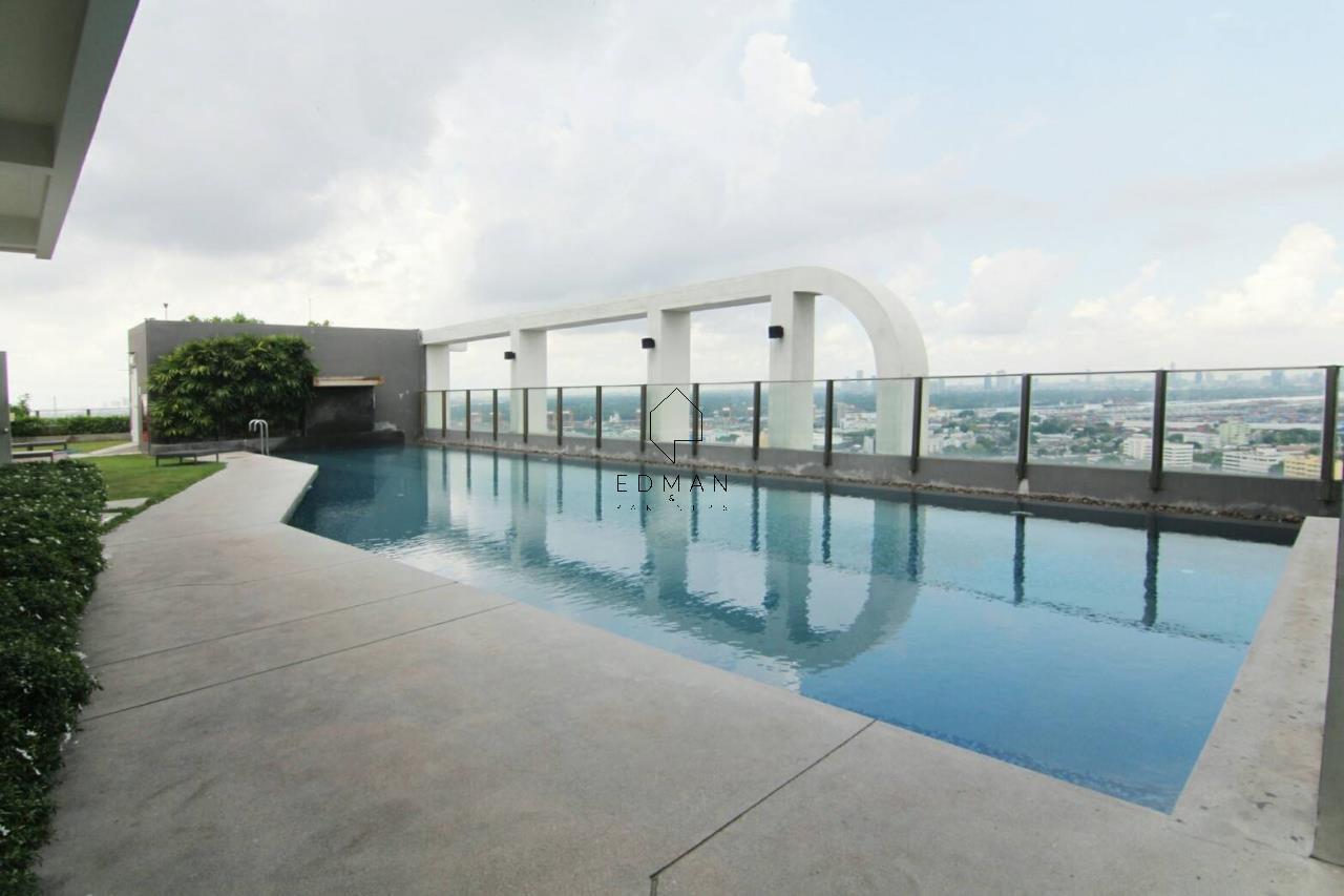 Edman & Partners Co.,Ltd. Agency's ASPIRE SUKHUMVIT 48 1bed for rent 13