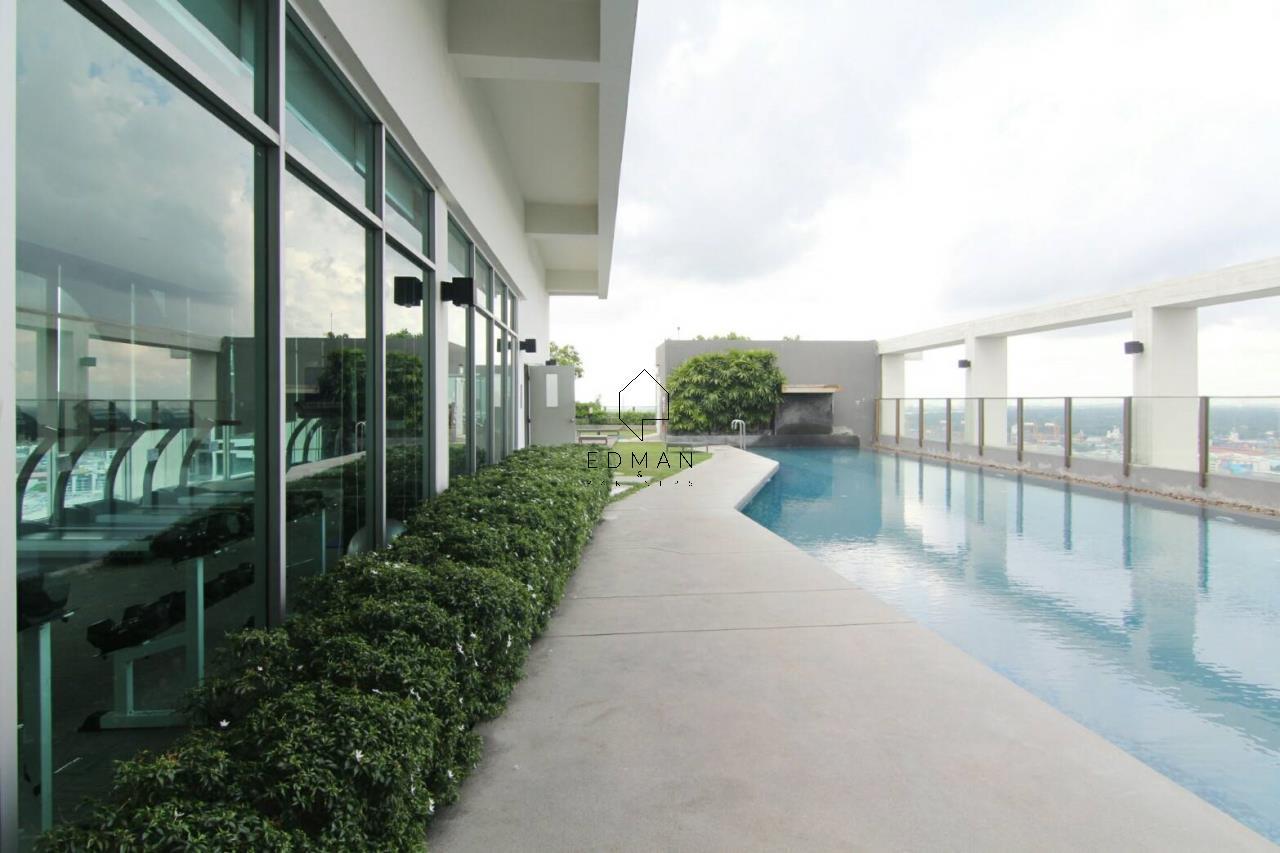 Edman & Partners Co.,Ltd. Agency's ASPIRE SUKHUMVIT 48 1bed for rent 12